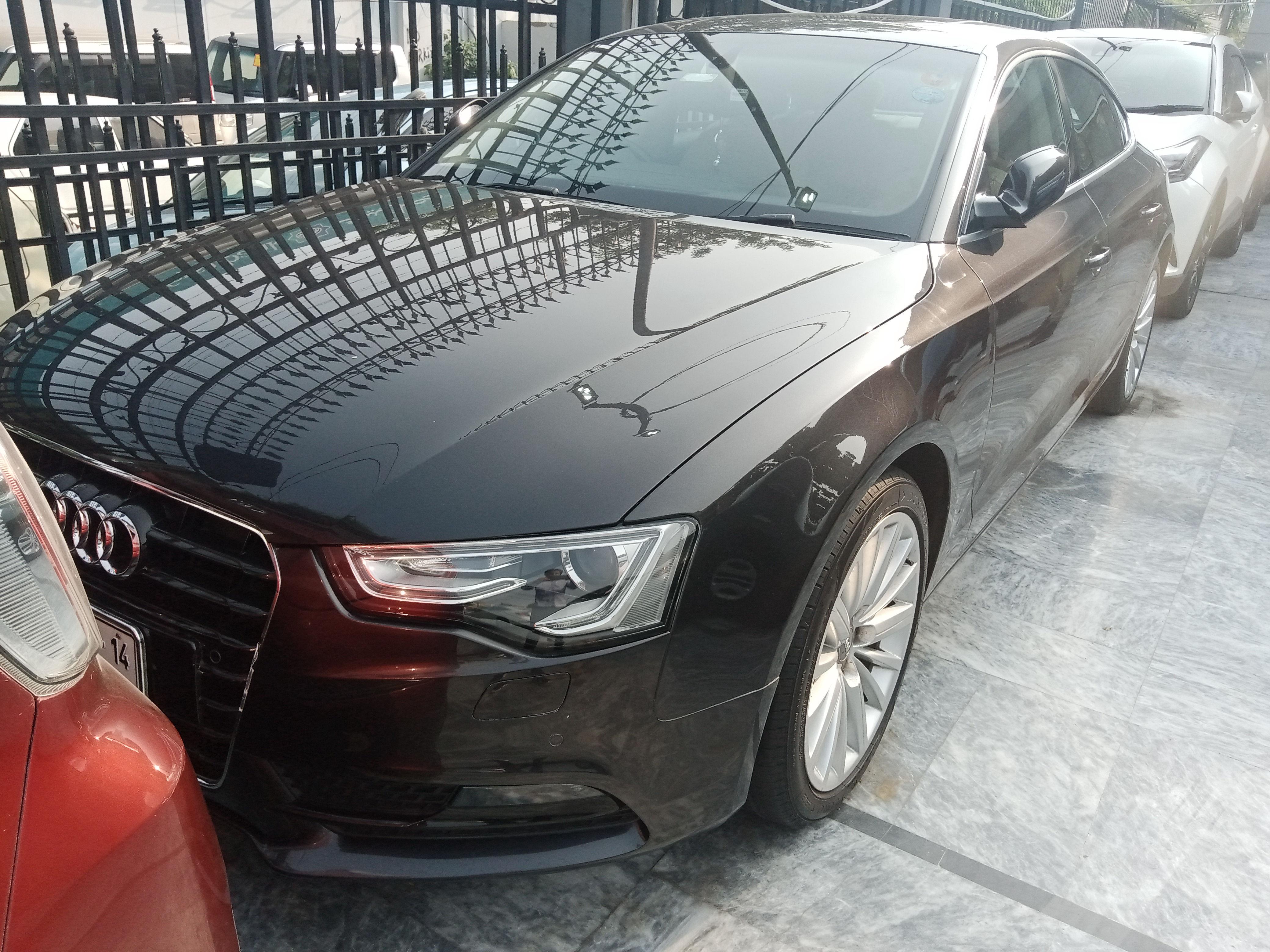 Audi A5 S-Line Competitio 2014