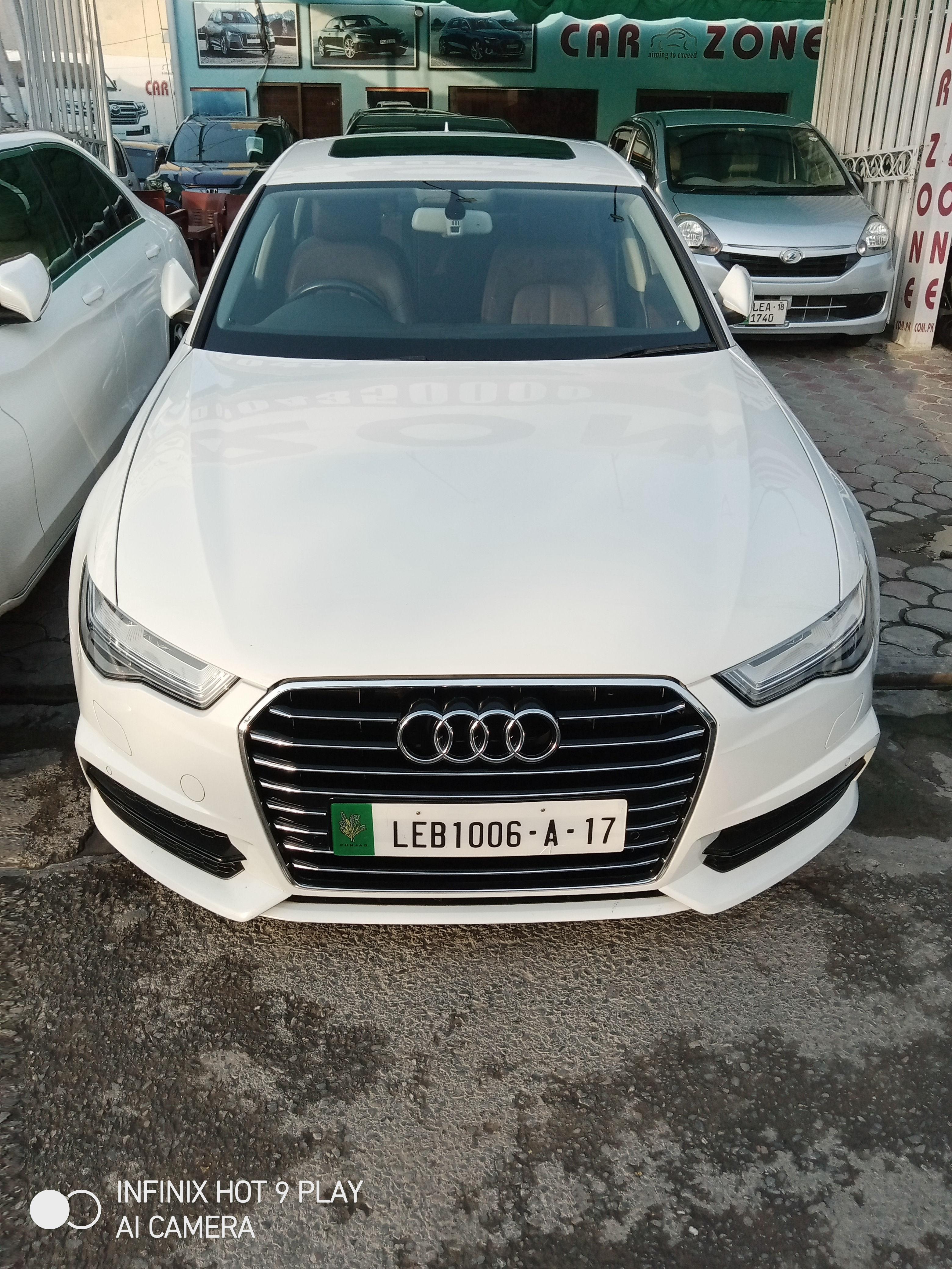 Audi A6 35 TFSI 2017