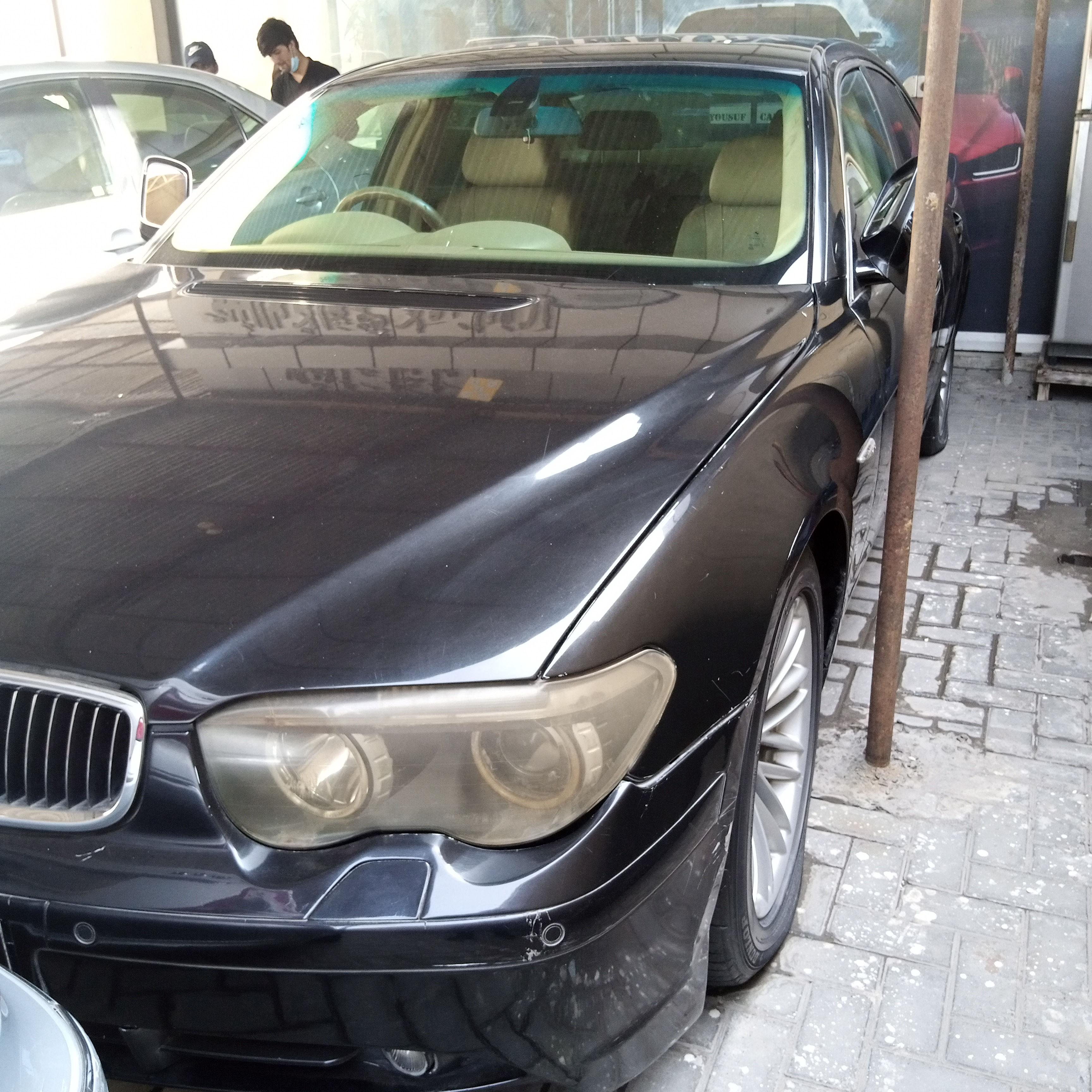 BMW 7 Series 735 i 2002