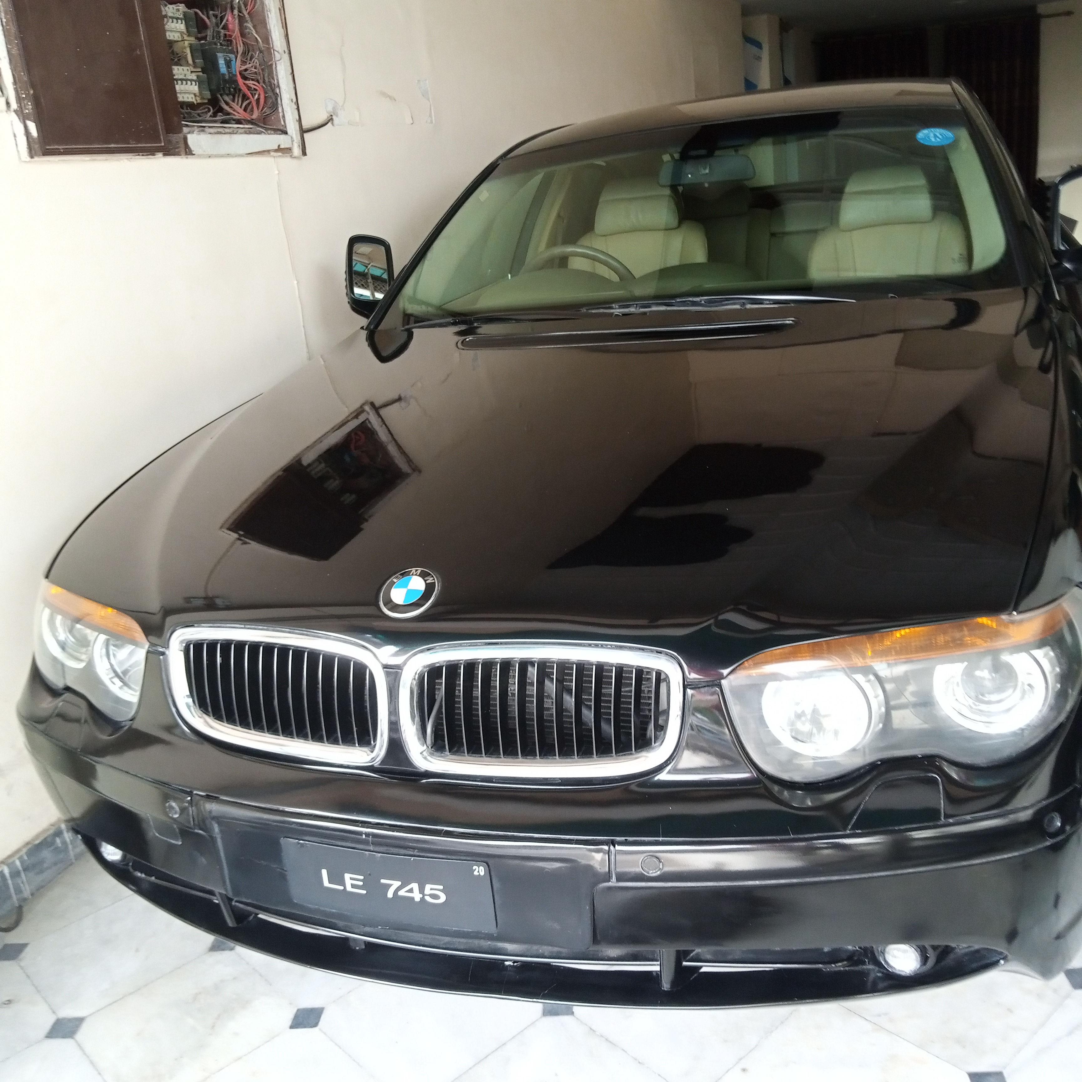 BMW 7 Series 745 Li 2003