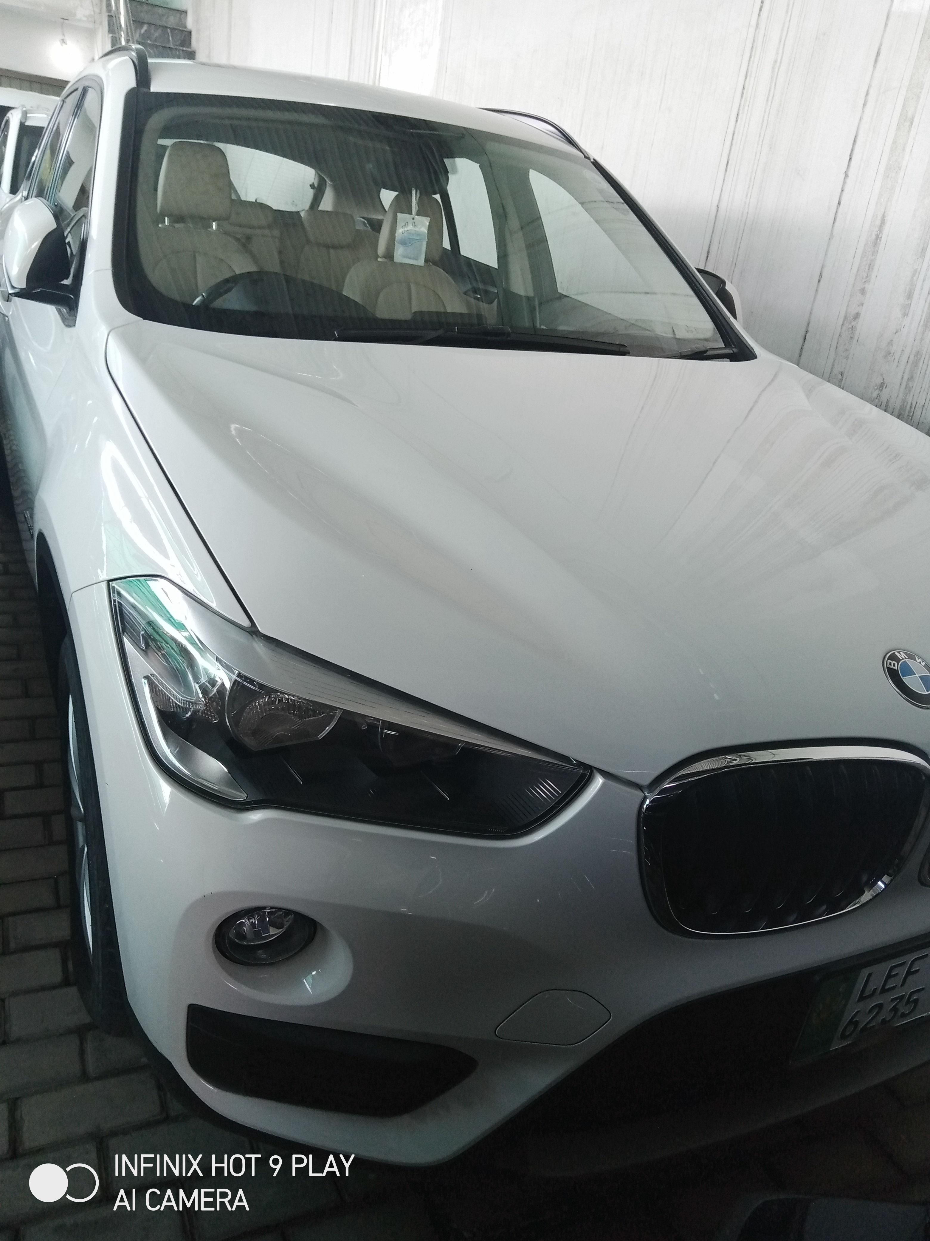 BMW X1 Fully loaded 2017
