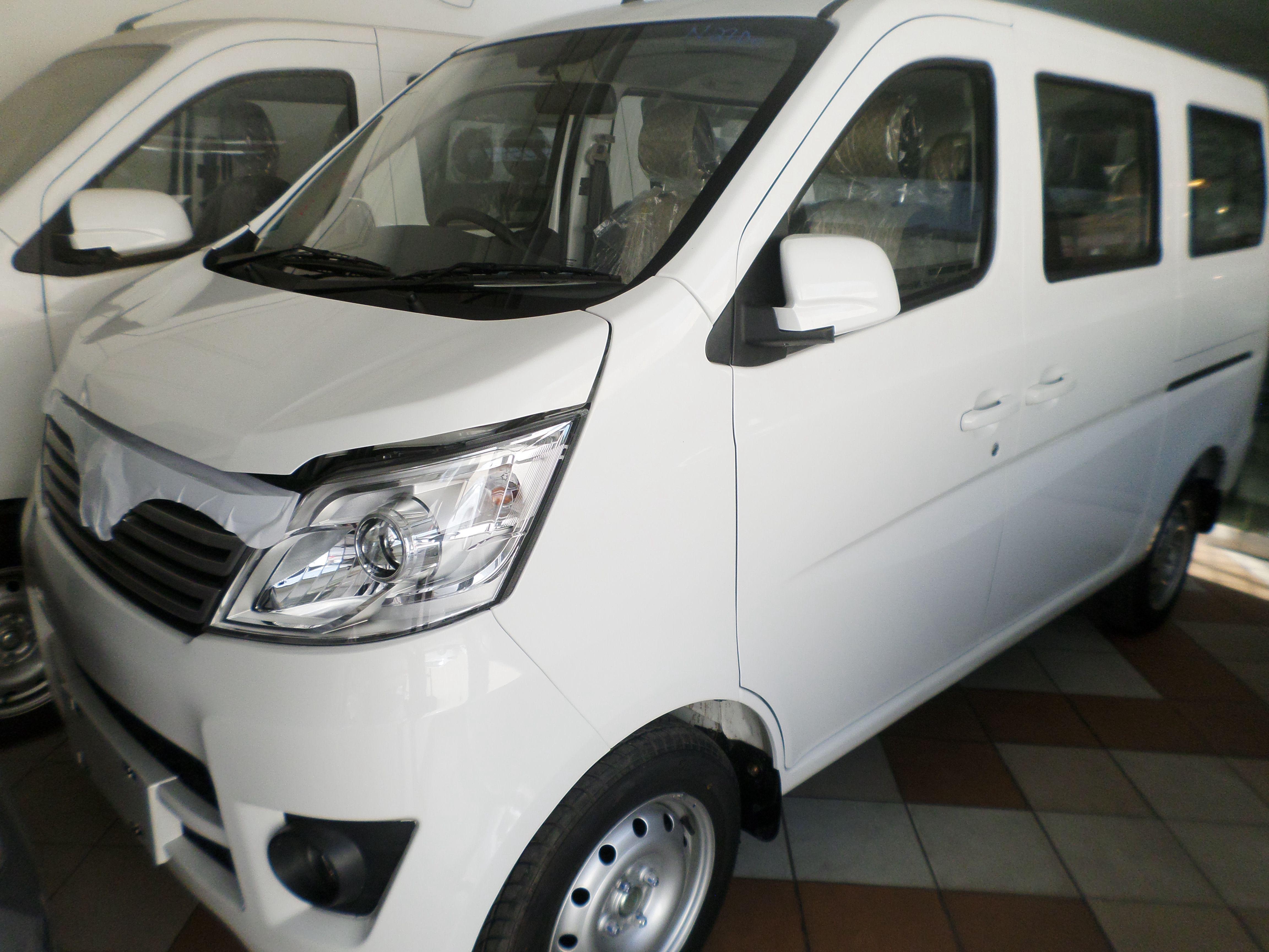 Changan Karvaan MPV Plus 2021