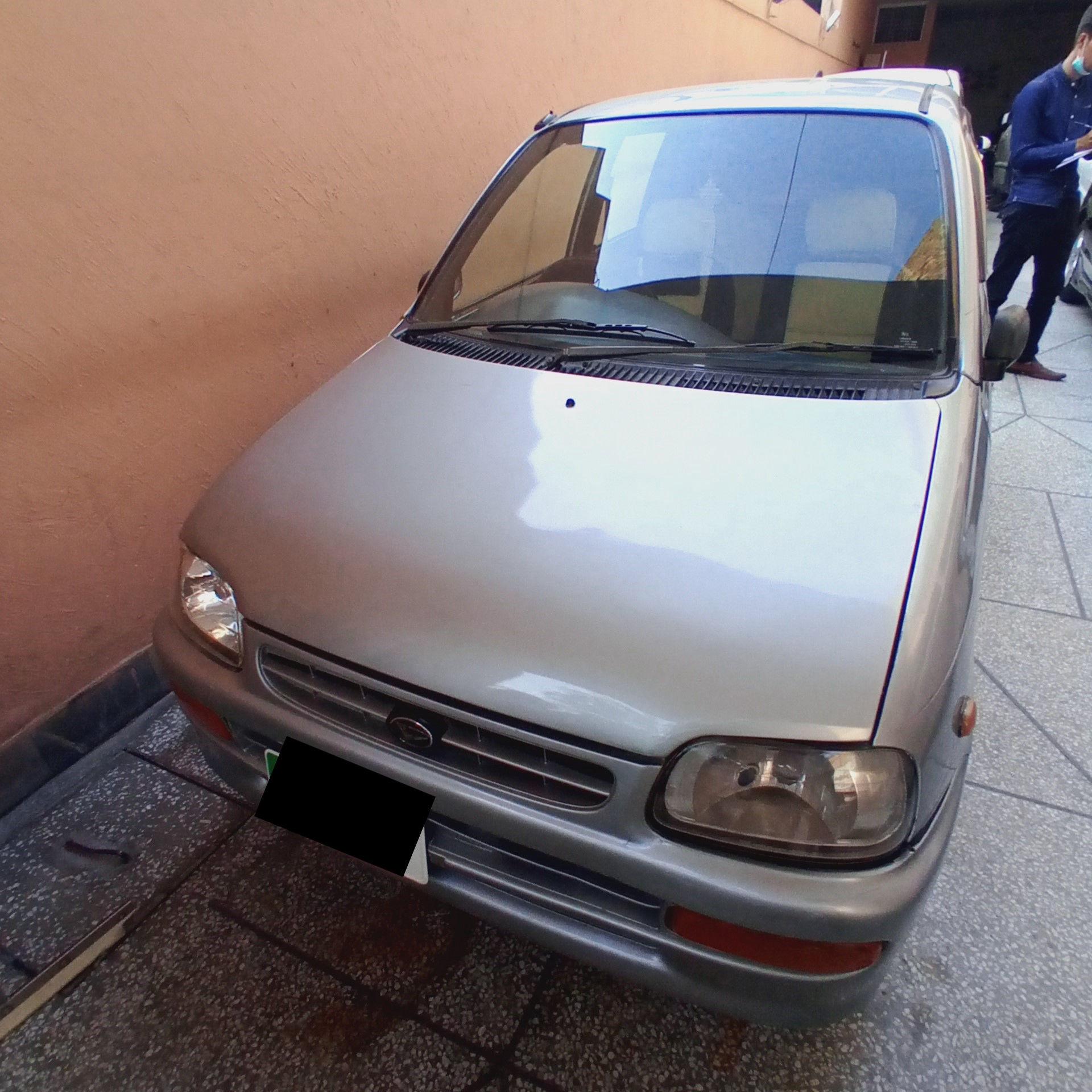 Daihatsu Cuore CX Eco 2004