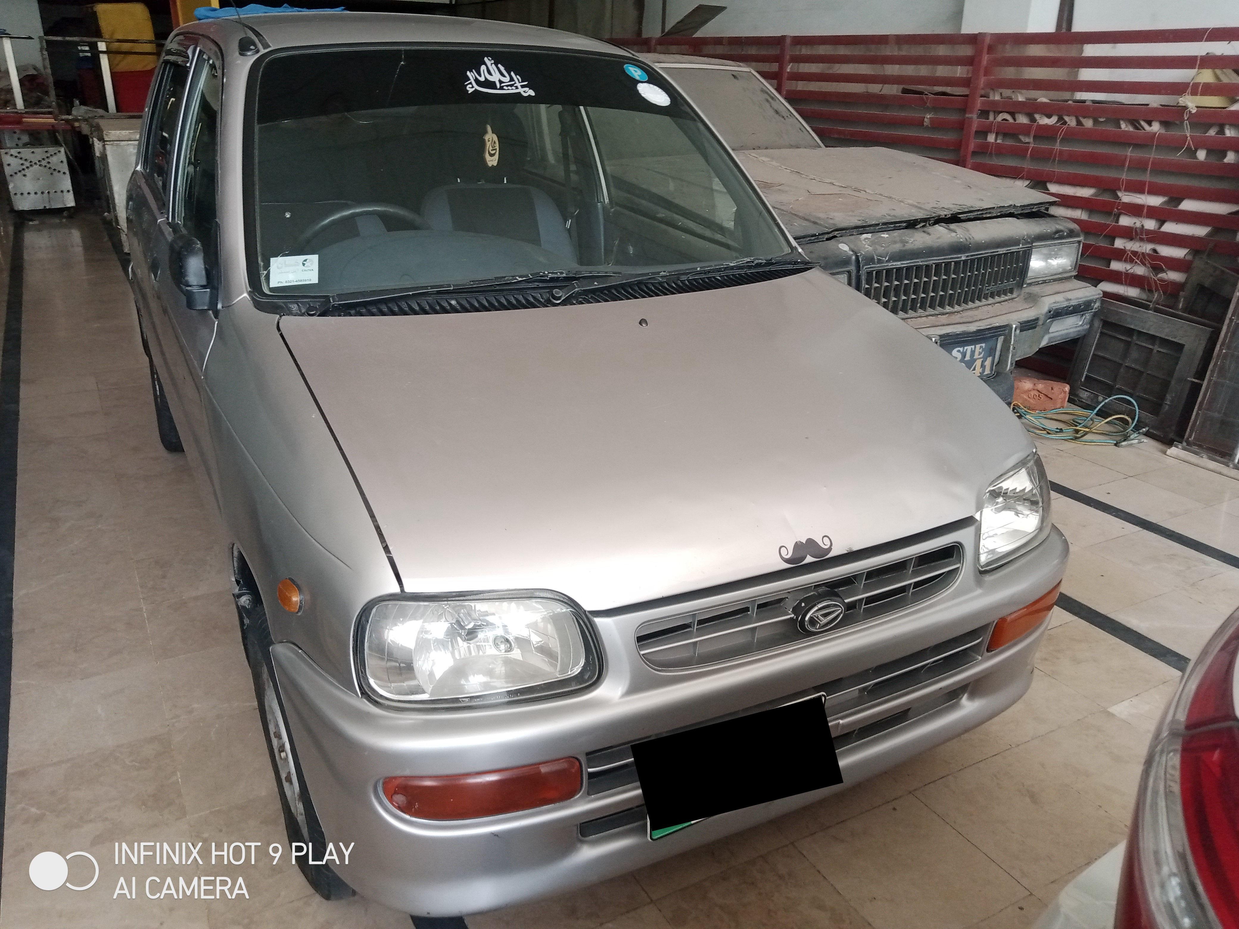 Daihatsu Cuore CX Eco 2006