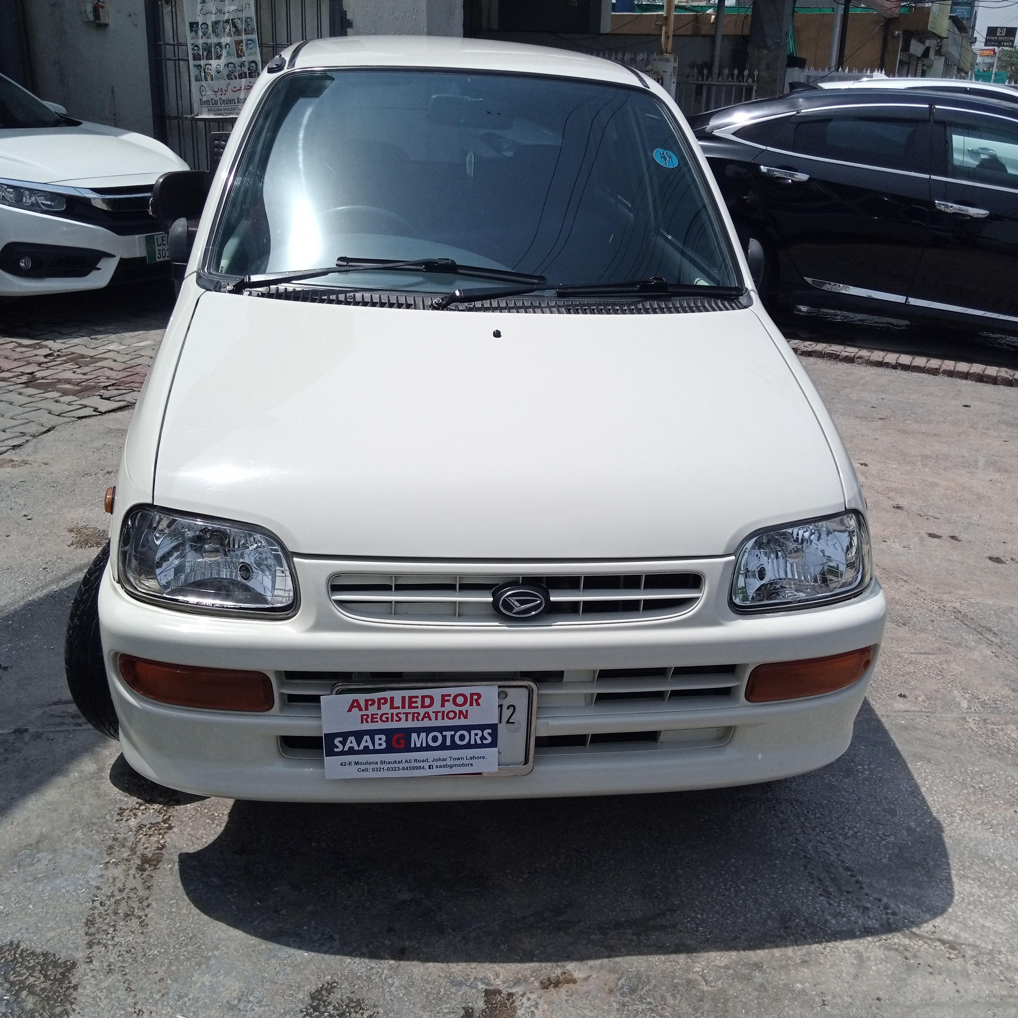 Daihatsu Cuore CX Eco 2012