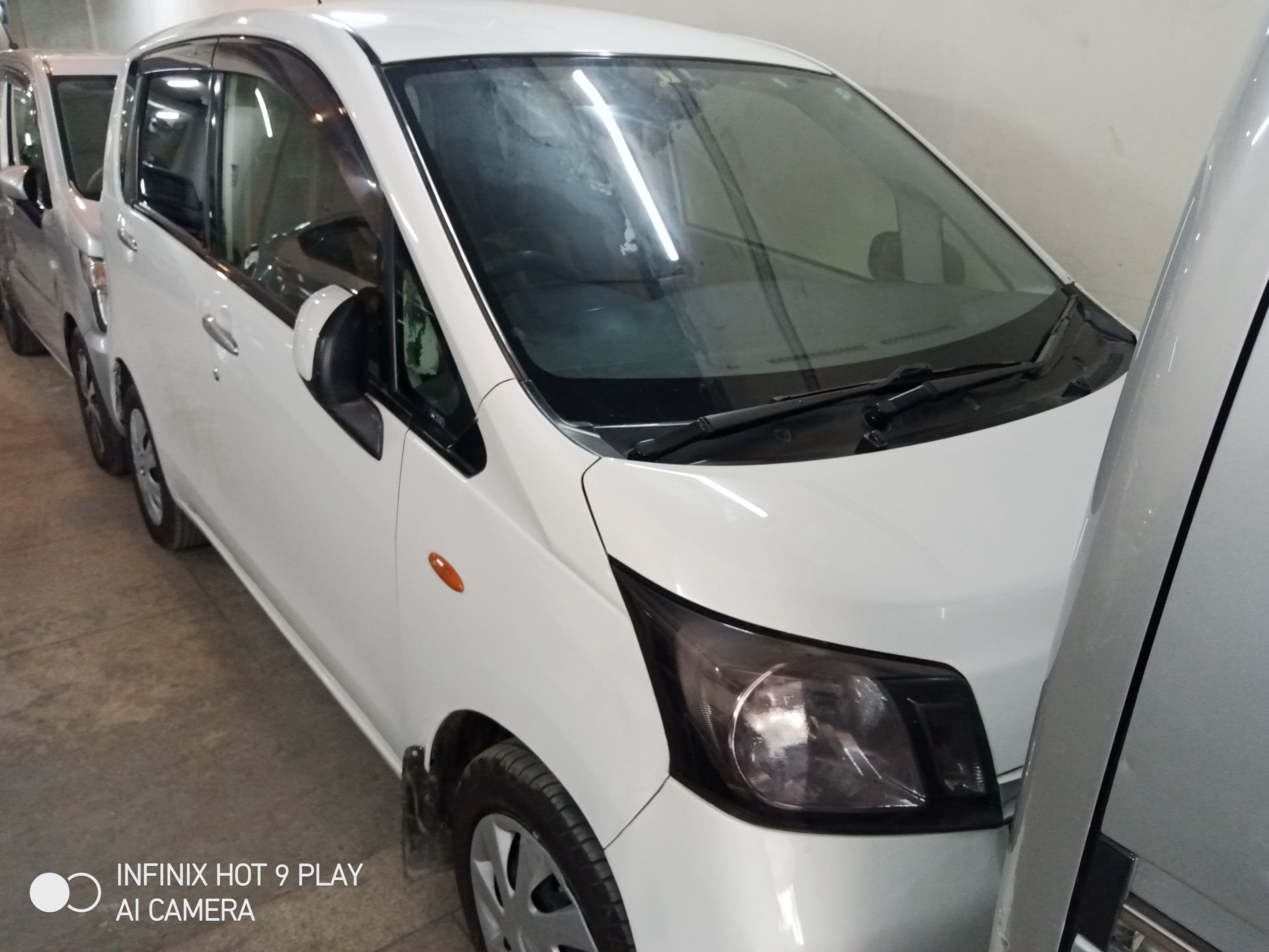 Daihatsu Move Custom 2014