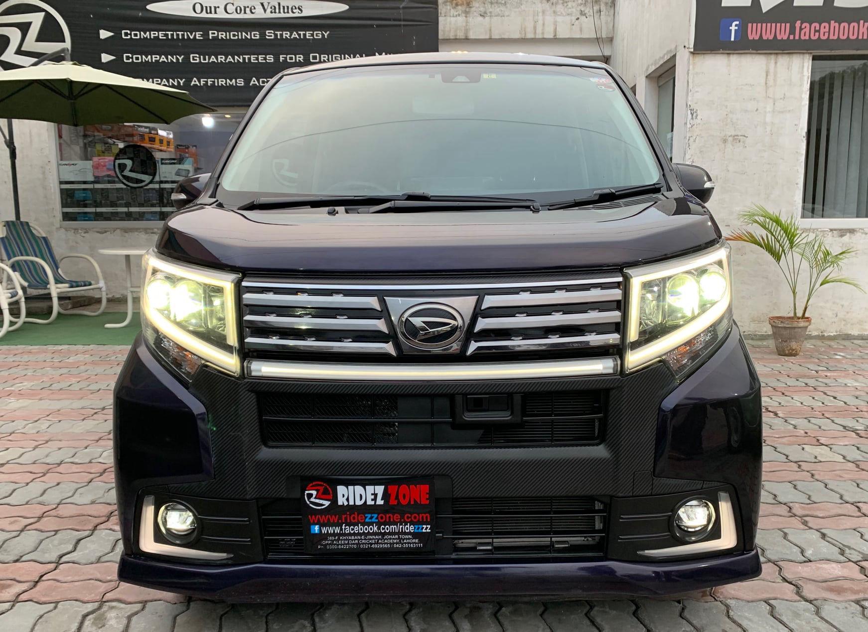 Daihatsu Move L 2017