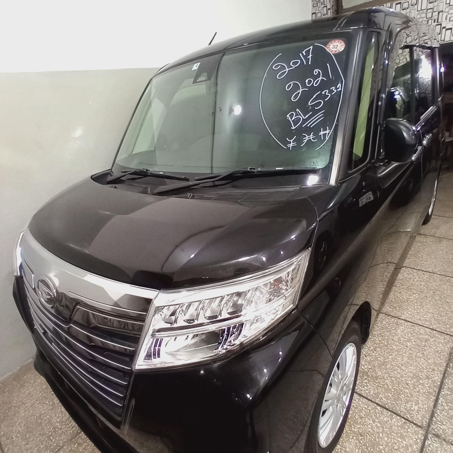 Daihatsu Tanto L 2017