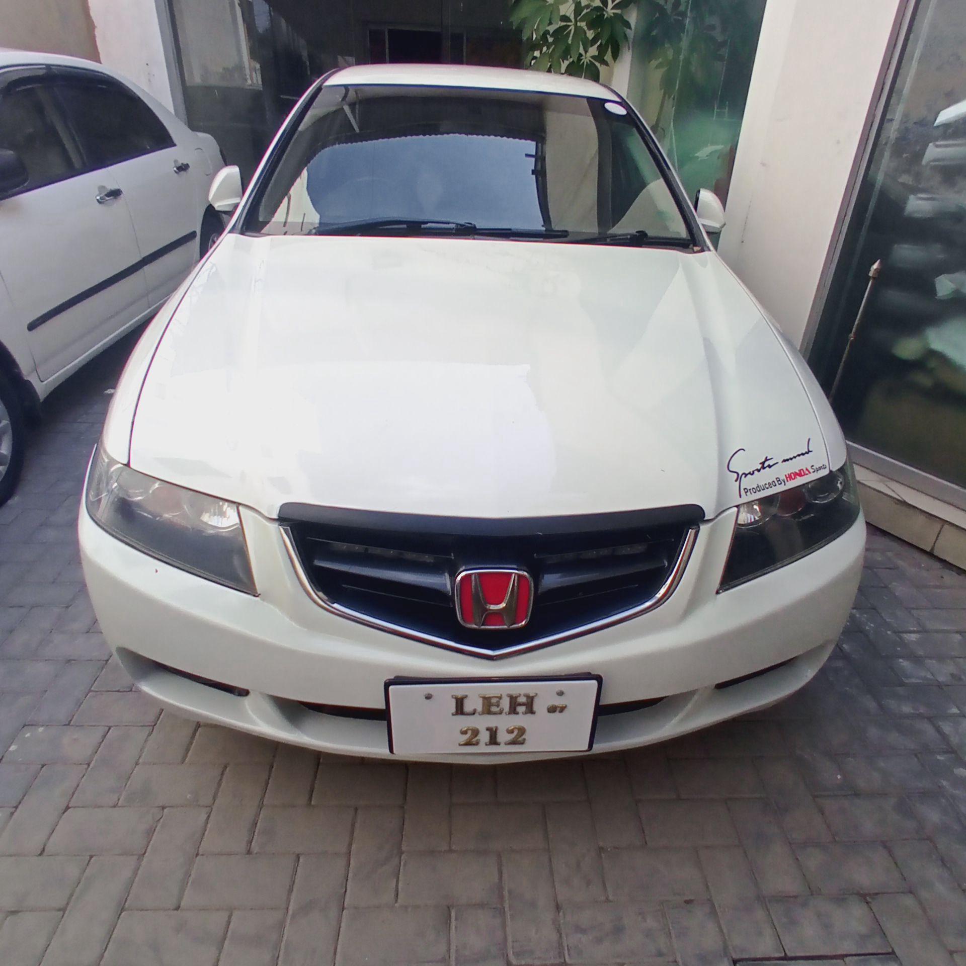 Honda Accord 2.4E 2004