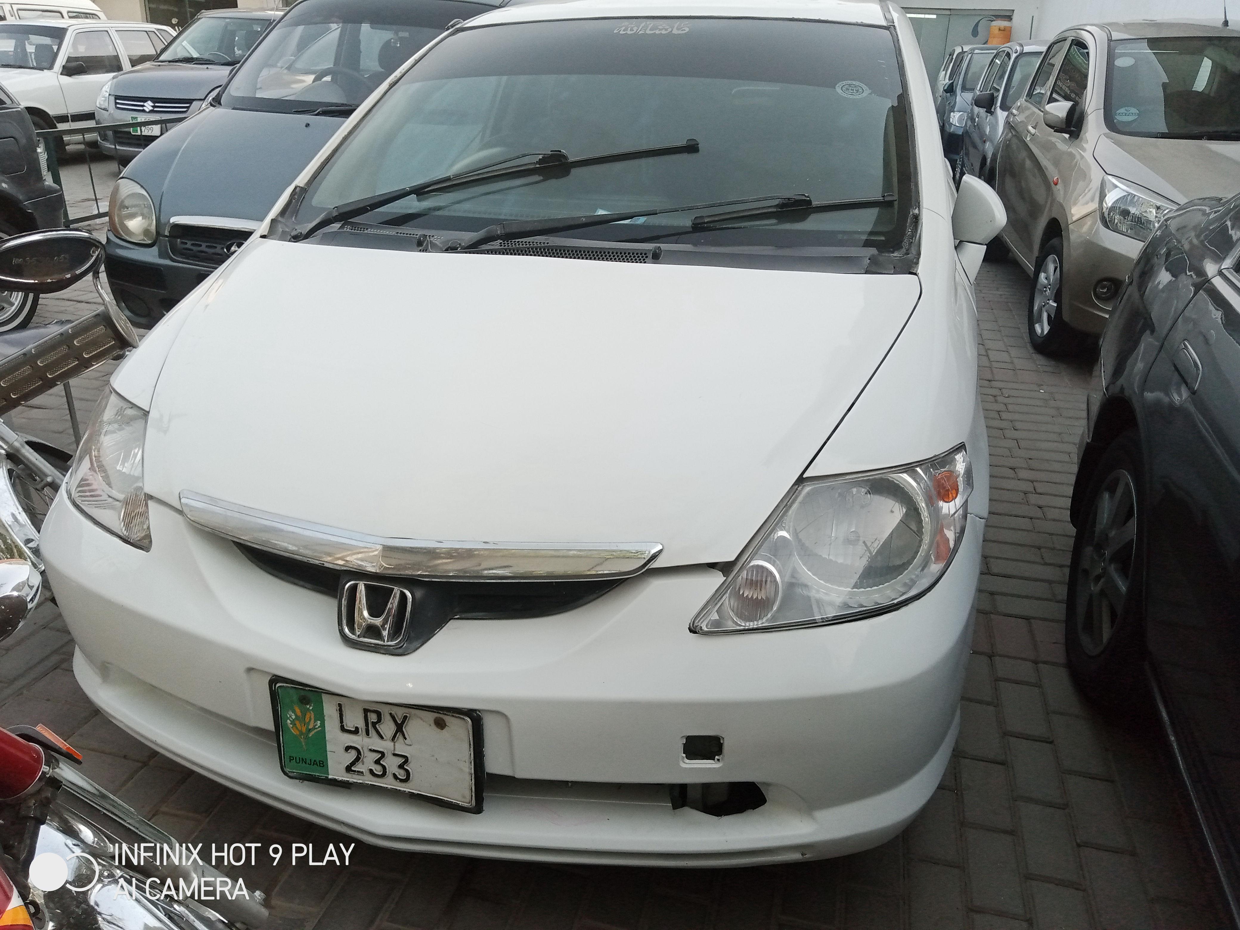 Honda City 1.3 i-VTEC 2004