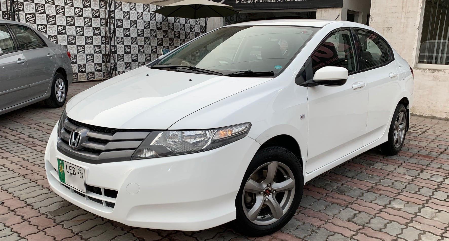 Honda City 1.3 Prosmatec 2009