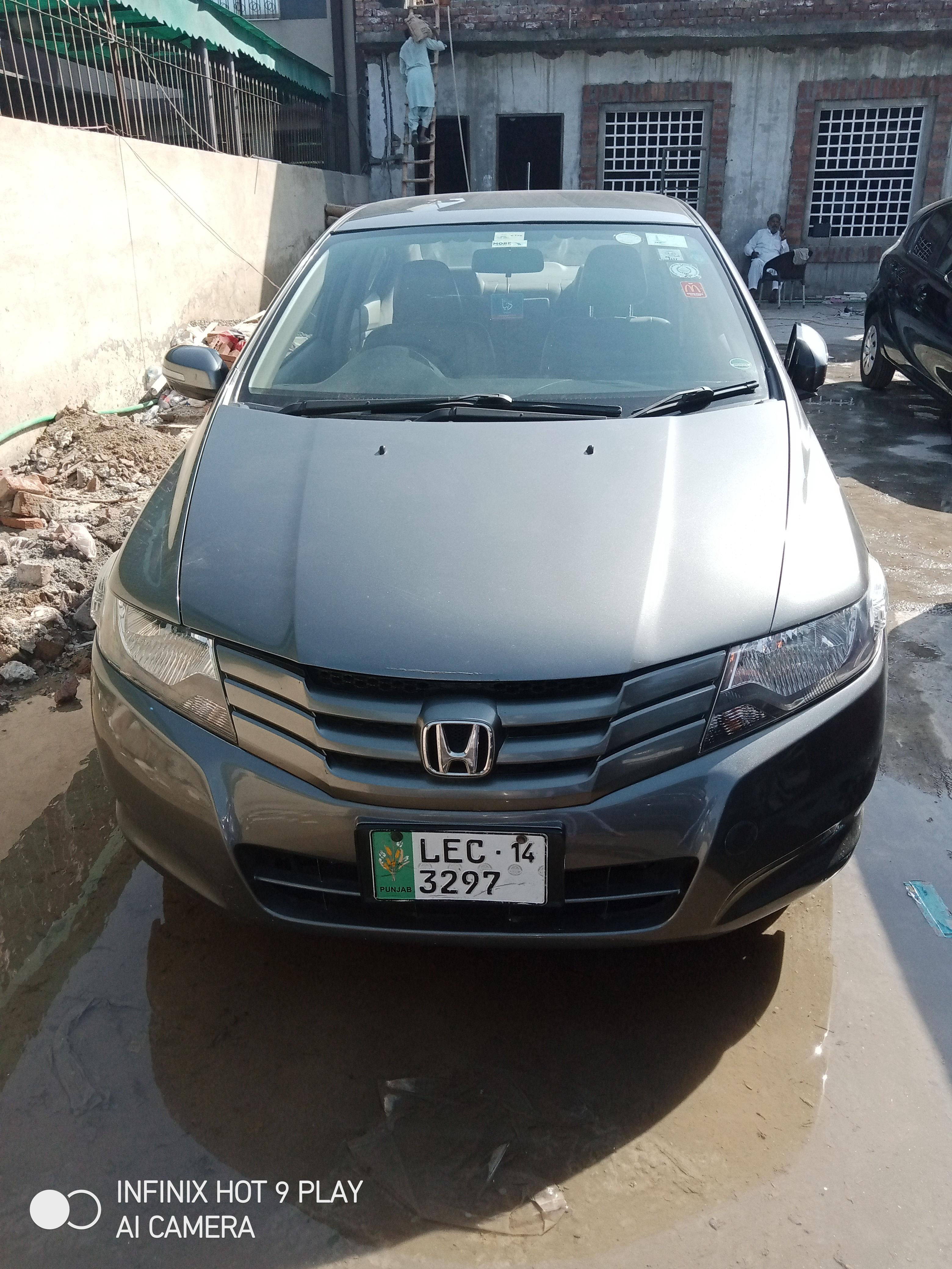 Honda City 1.5 i-VTEC 2014