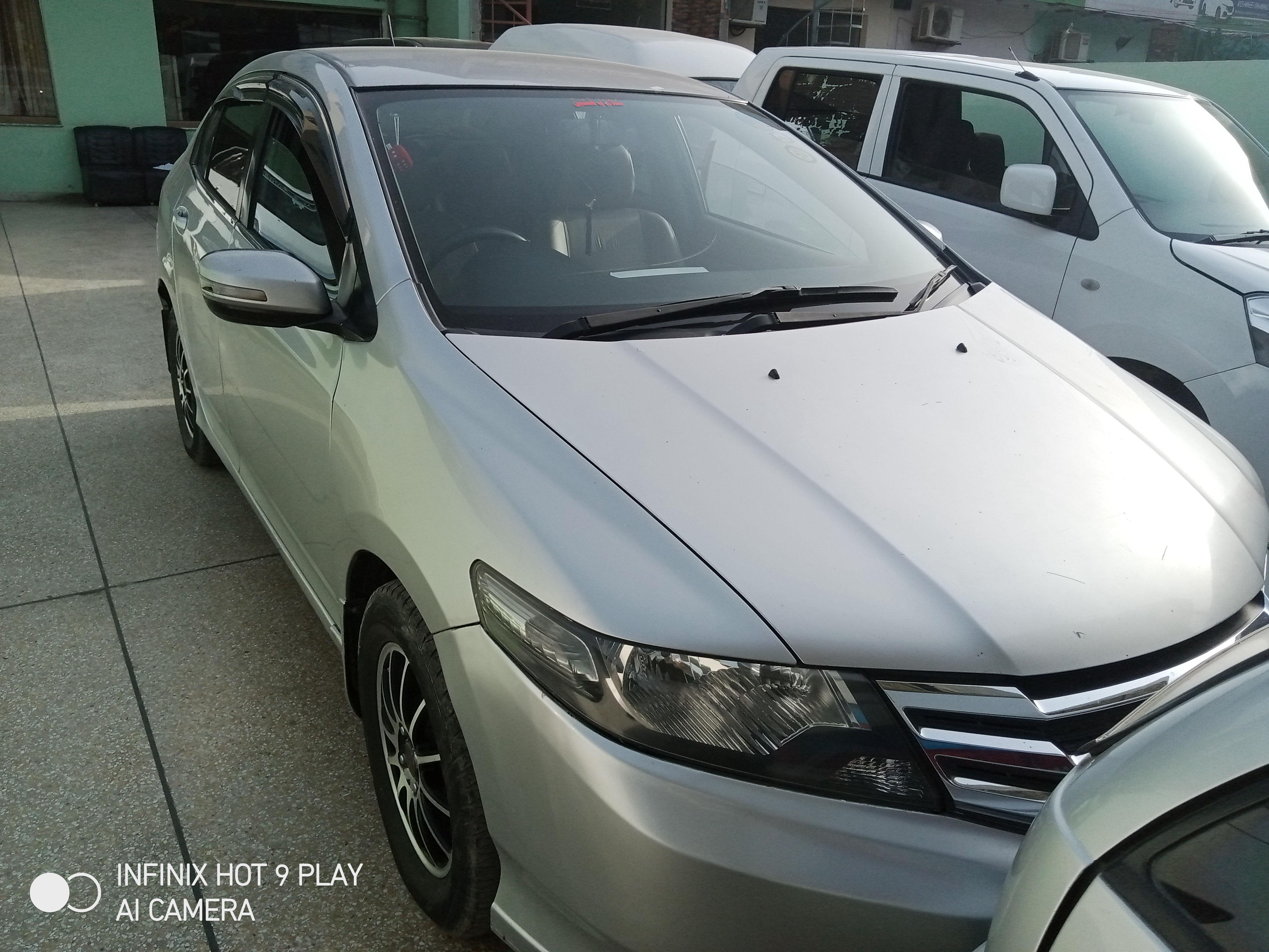 Honda City 1.5 i-VTEC 2015