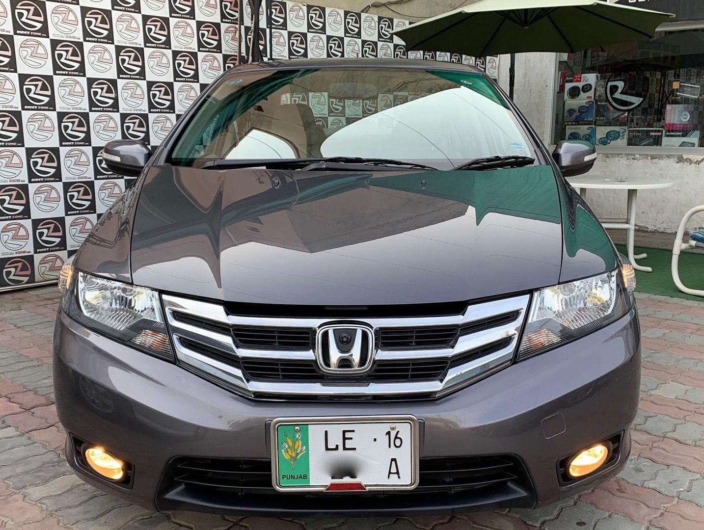 Honda City 1.5 i-VTEC Prosmatec 2016