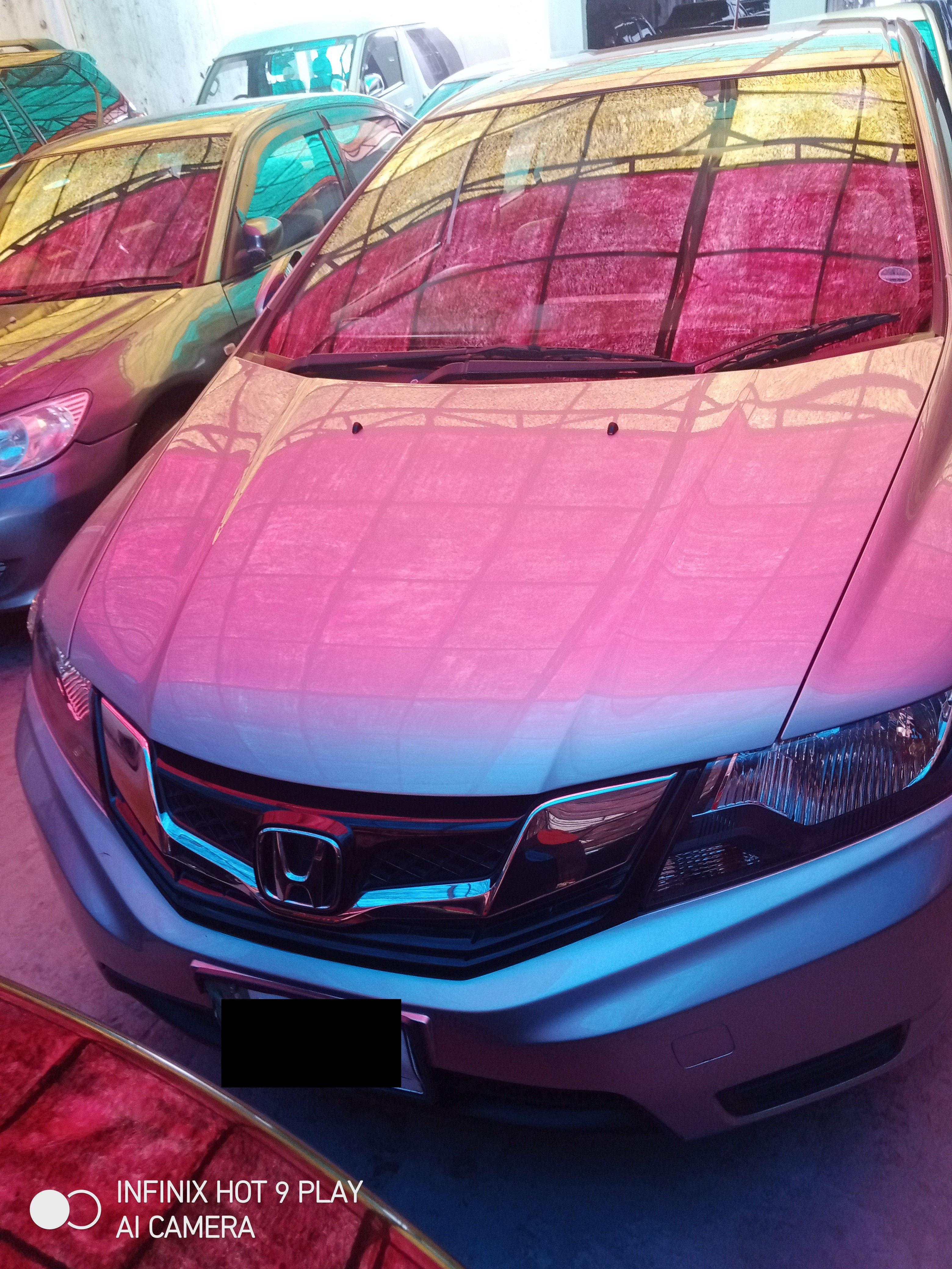 Honda City 1.5 i-VTEC Prosmatec 2018