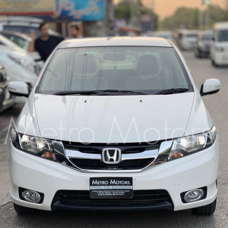 Honda City 1.5 i-VTEC Prosmatec 2020