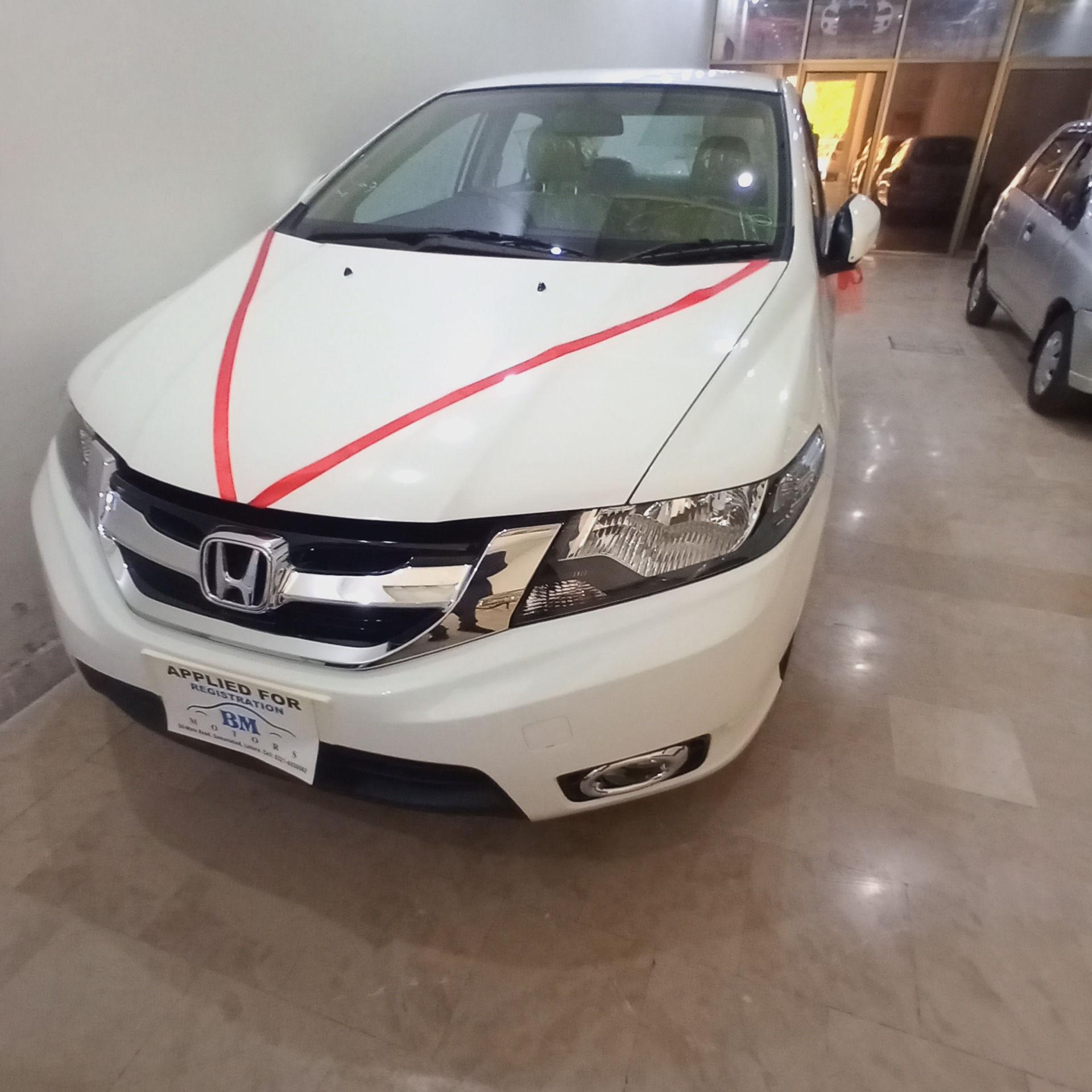 Honda City 1.5 i-VTEC Prosmatec 2021