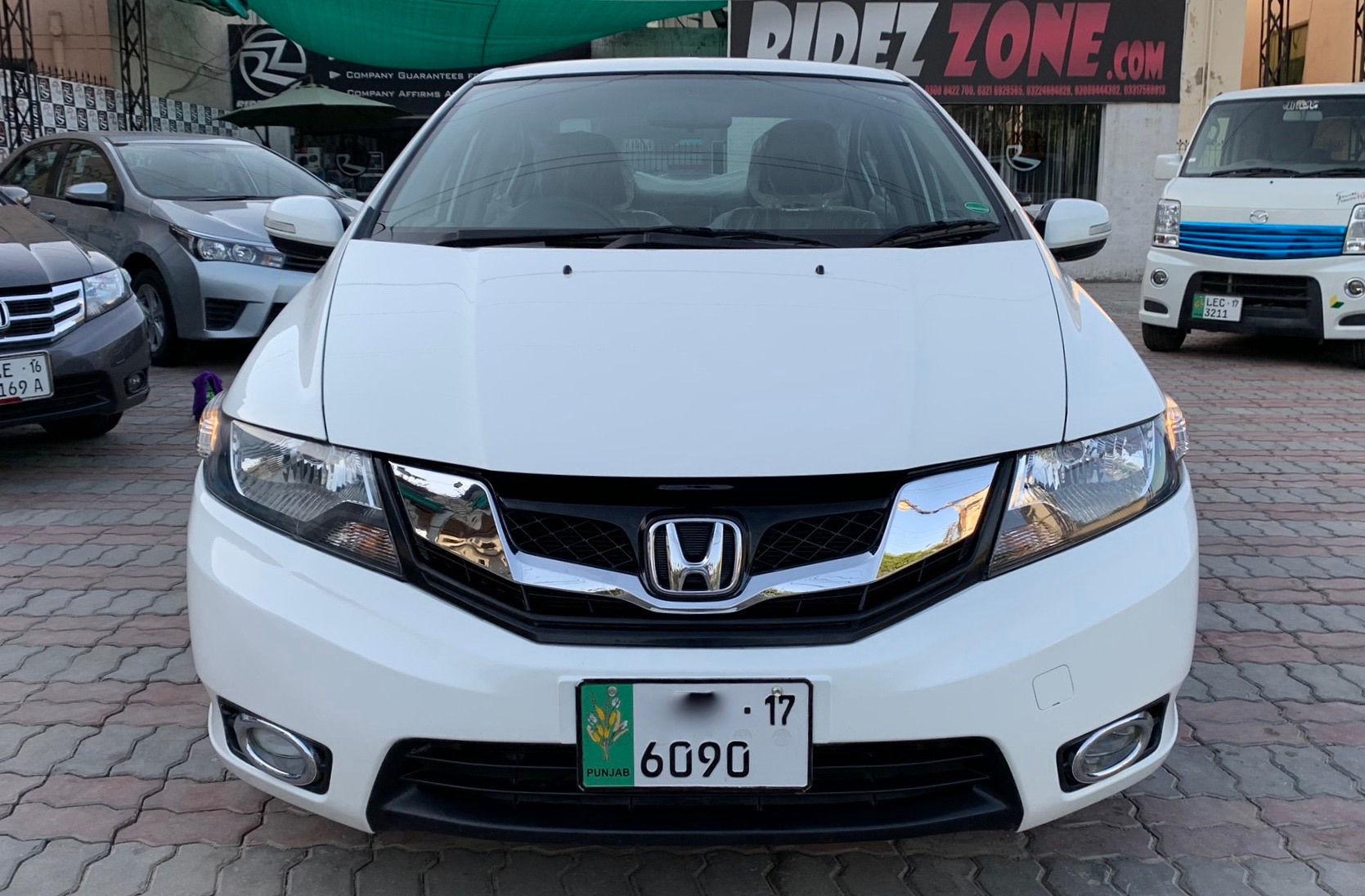 Honda City Aspire 1.3 i-VTEC Prosmatec 2017