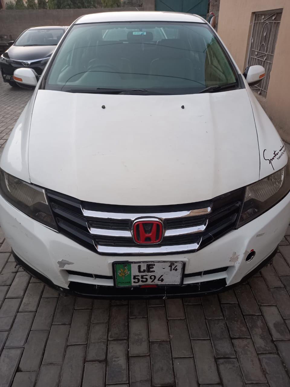 Honda City Aspire 1.5 i-VTEC