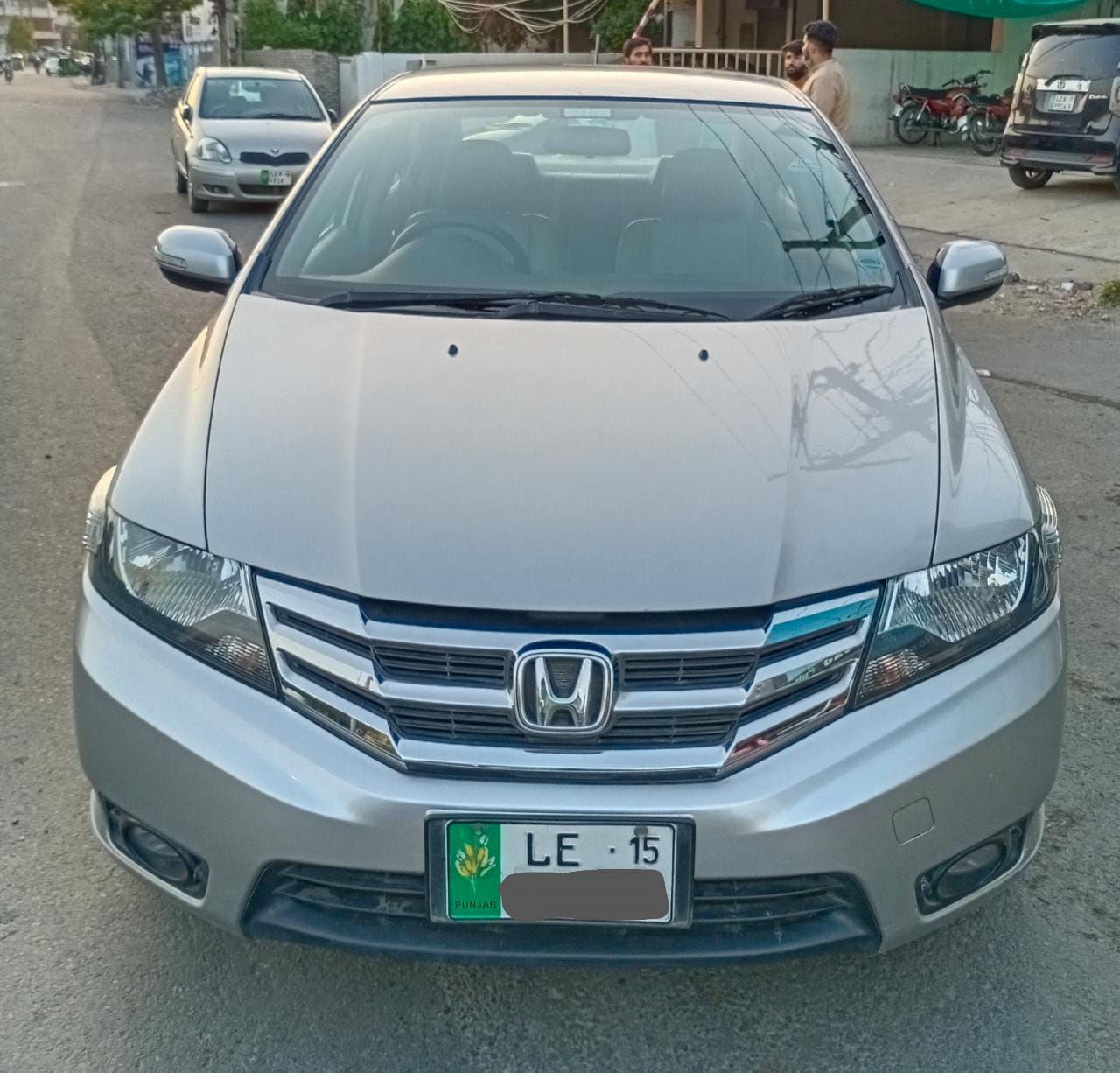 Honda City Aspire 1.5 i-VTEC Prosmatec 2015