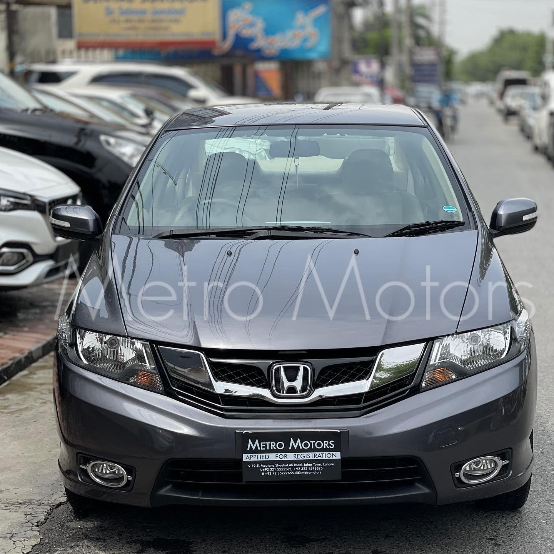 Honda City Aspire 1.5 i-VTEC Prosmatec 2018