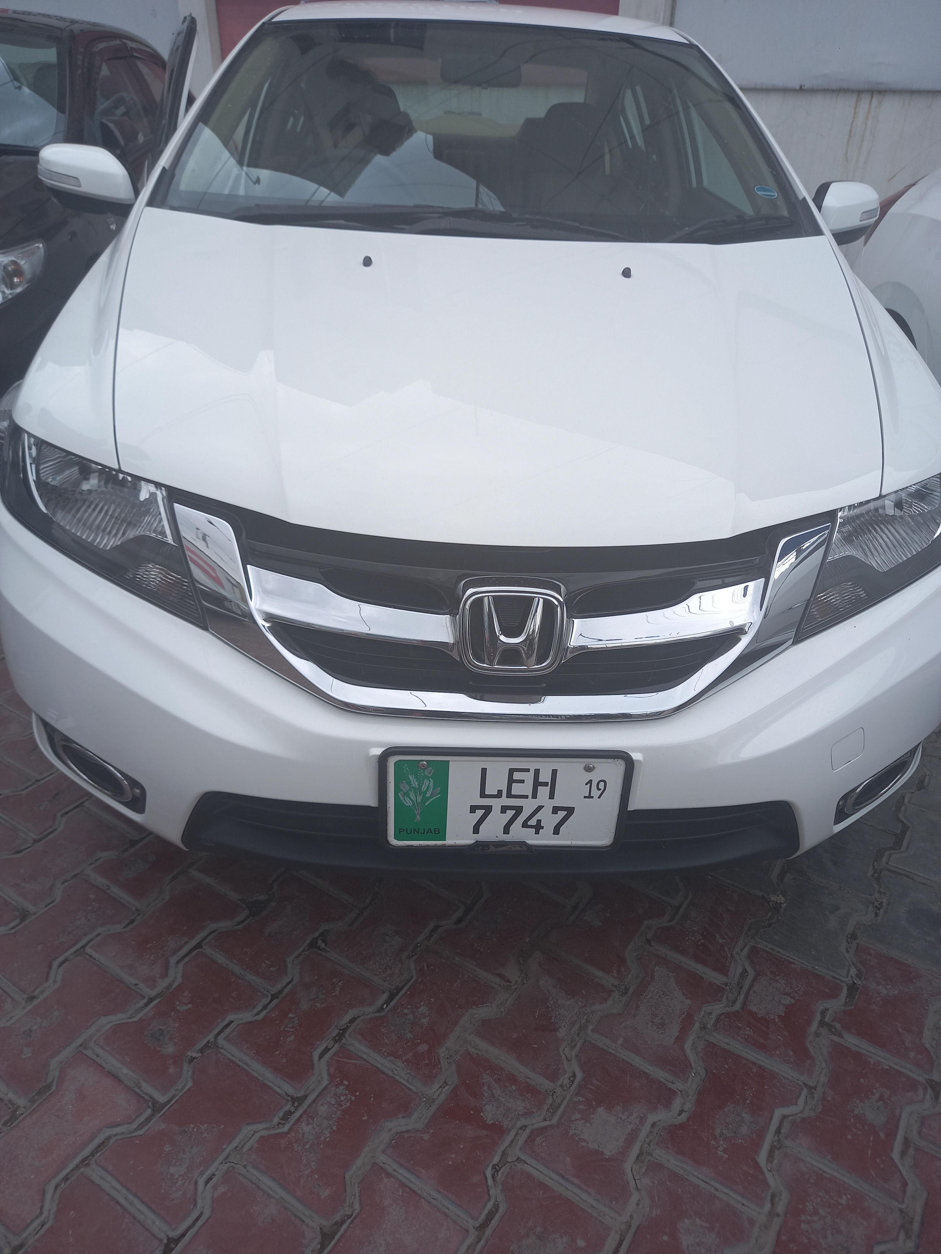 Honda City Aspire 1.5 i-VTEC Prosmatec