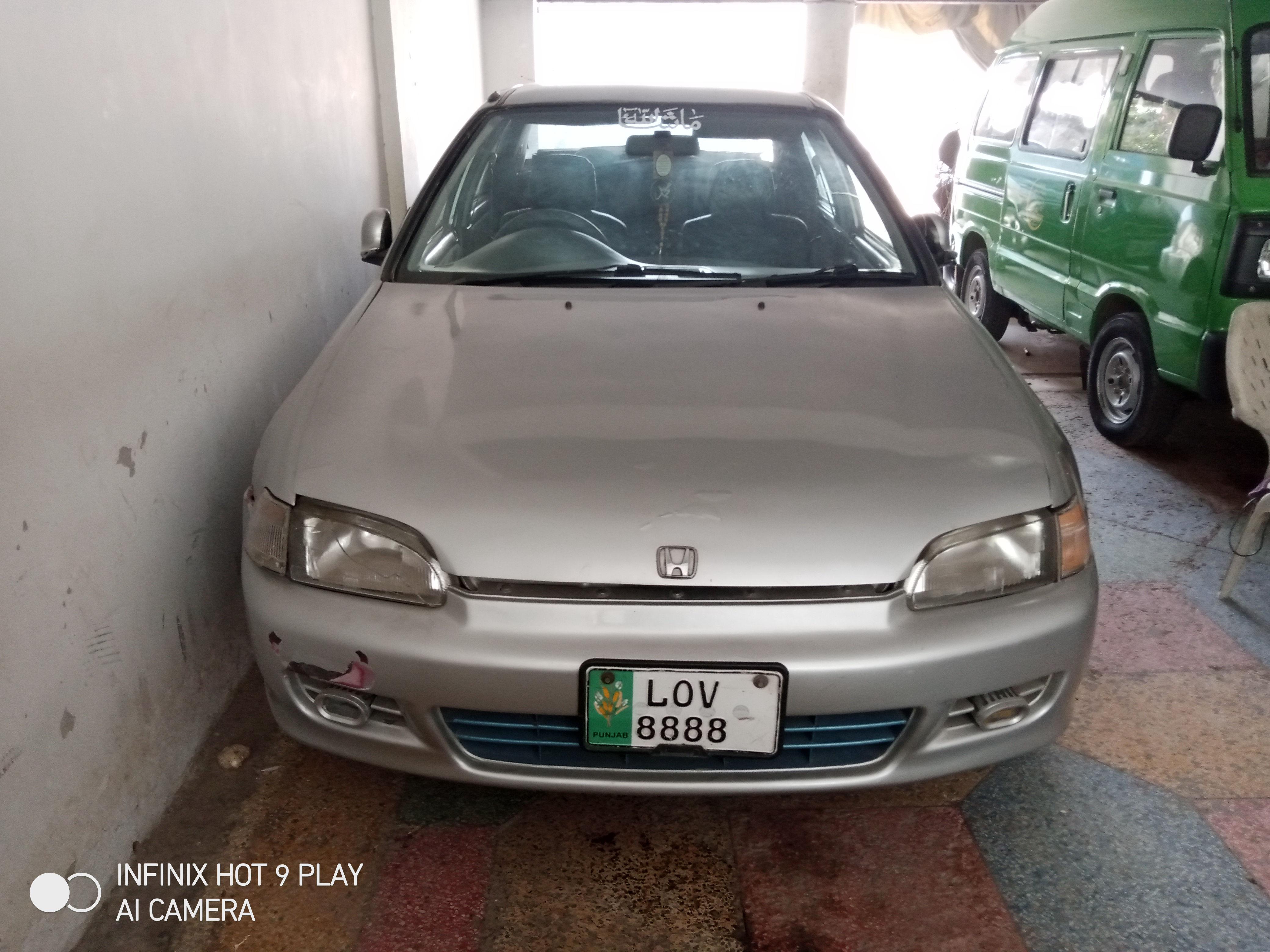 Honda City EXi 1995
