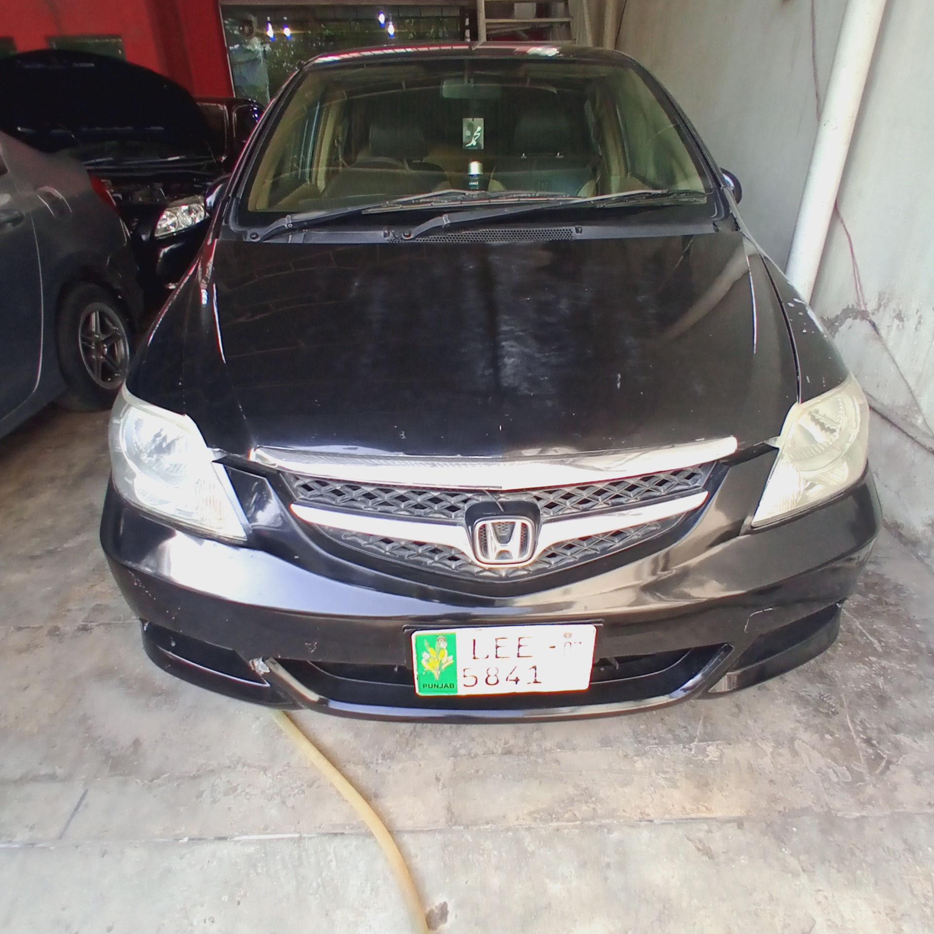 Honda City i-DSI 2007