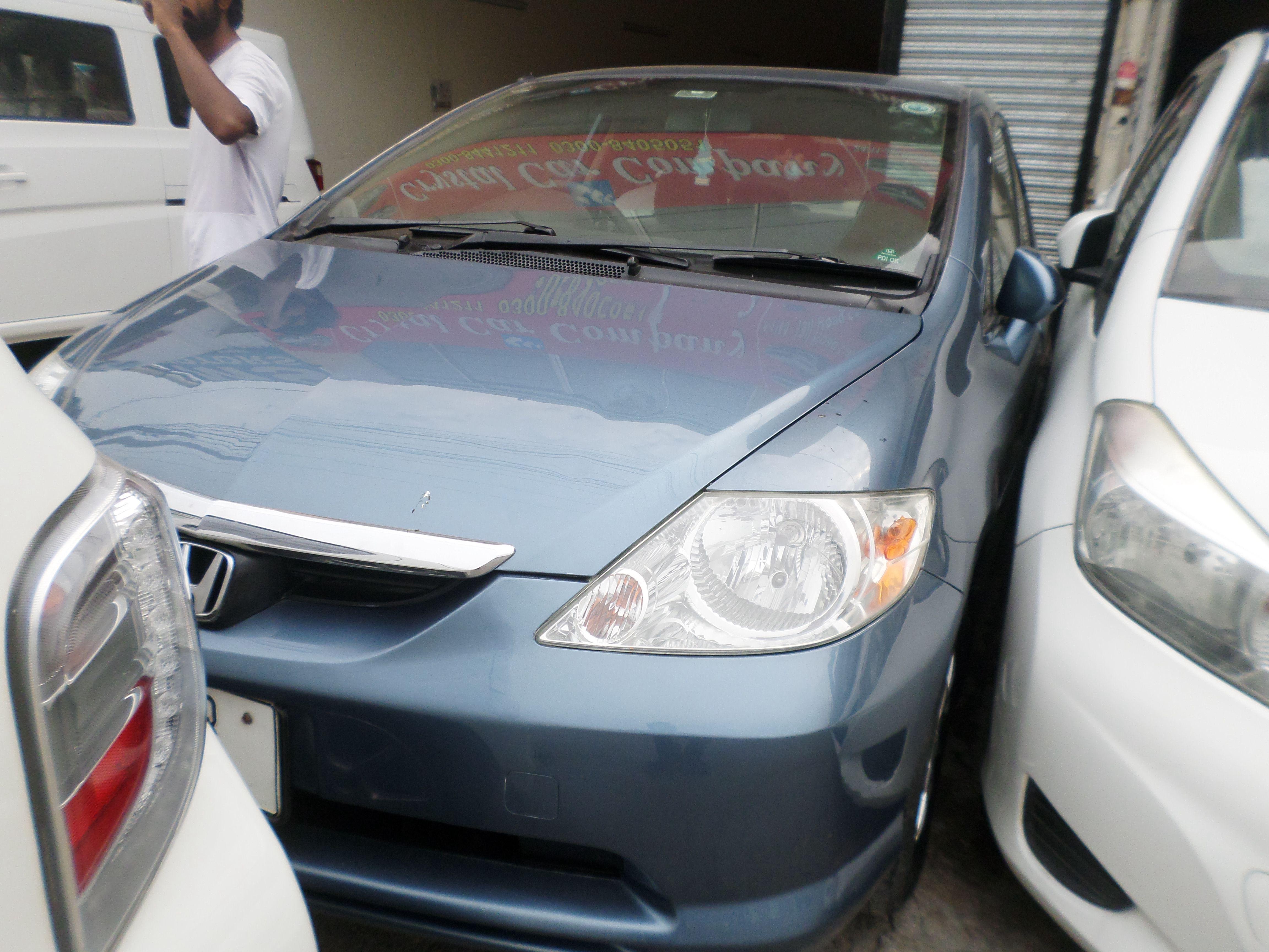 Honda City i-DSI Vario 2003