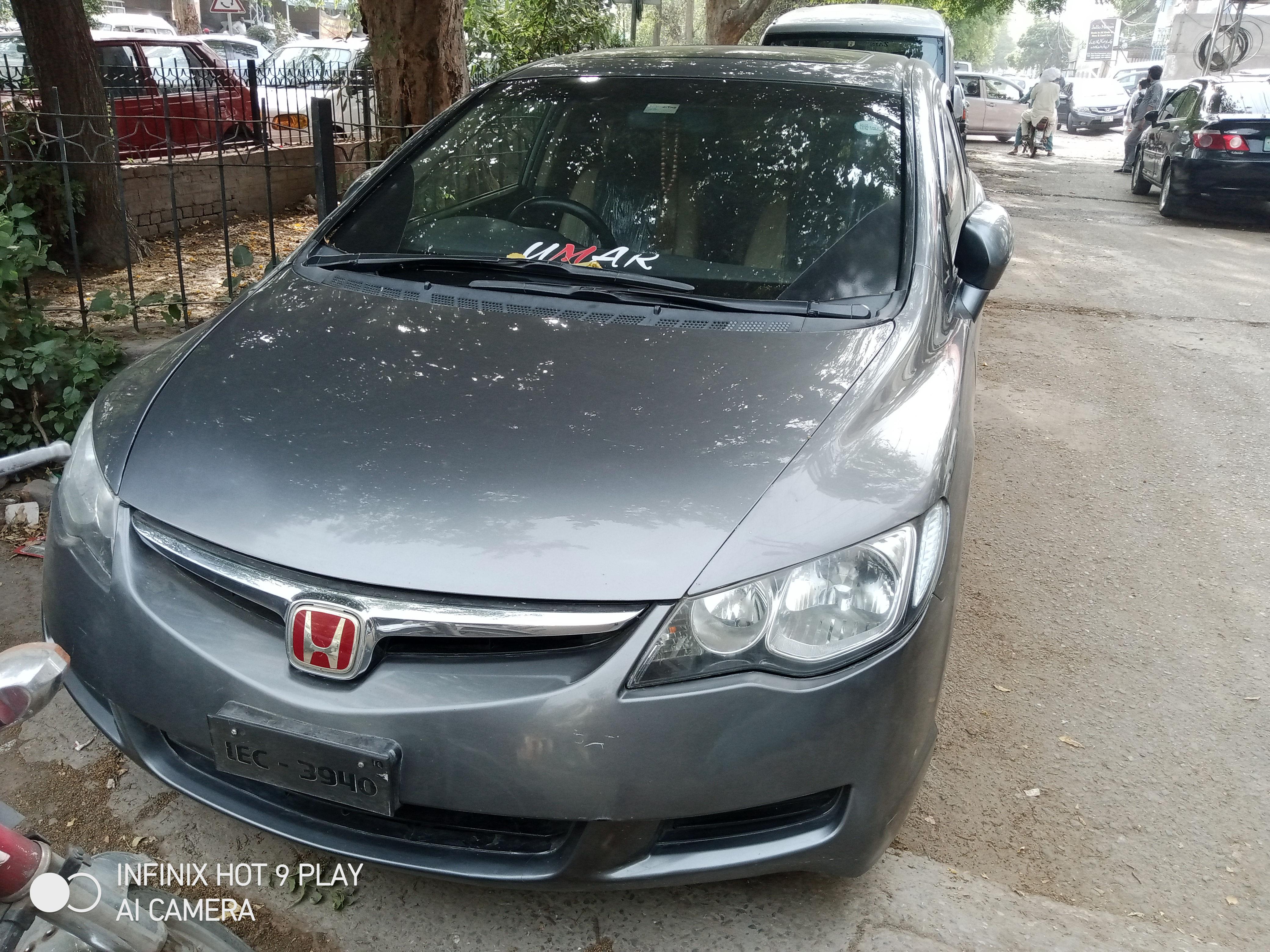 Honda Civic 1.8 i-VTEC Oriel 2010