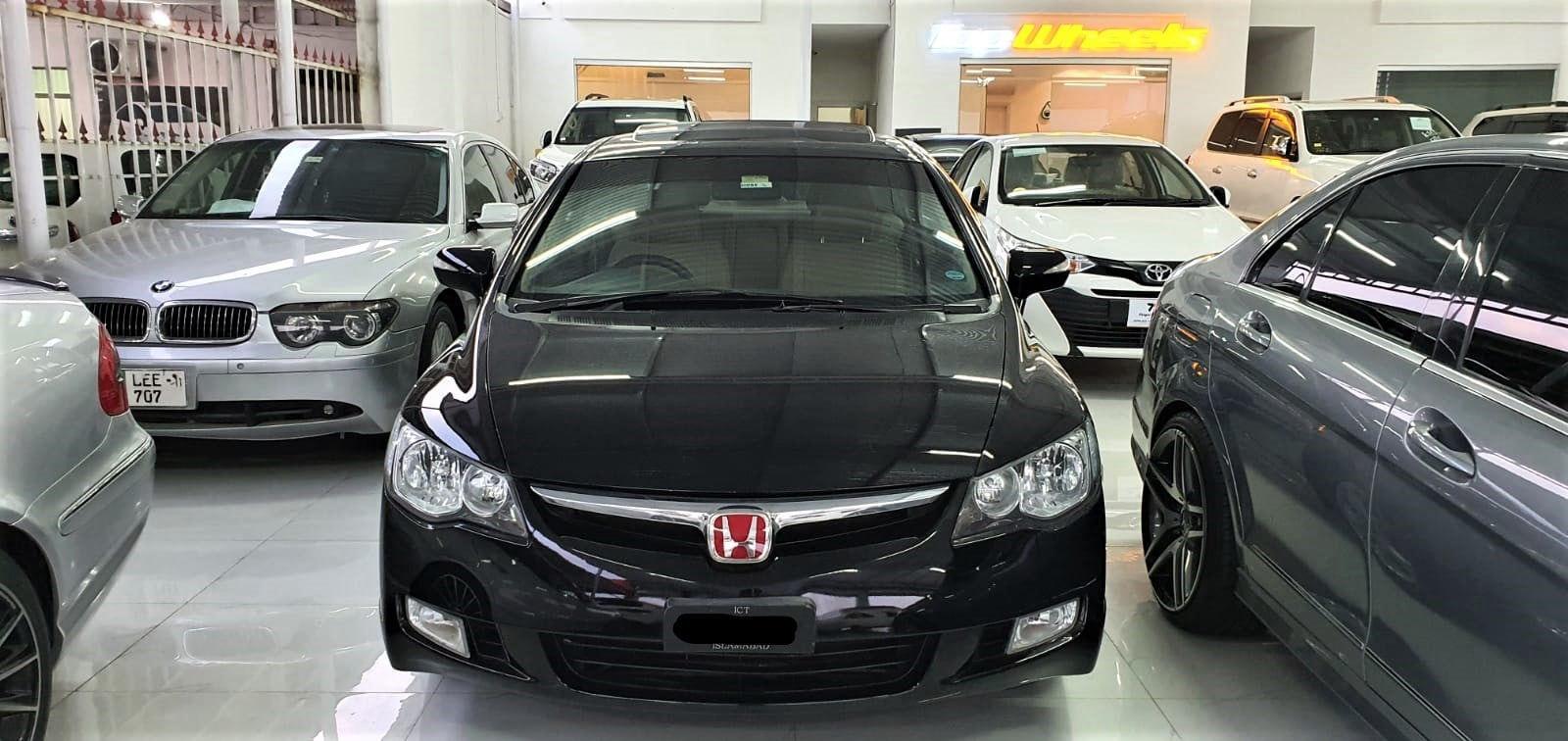 Honda Civic 1.8 i-VTEC Oriel 2012