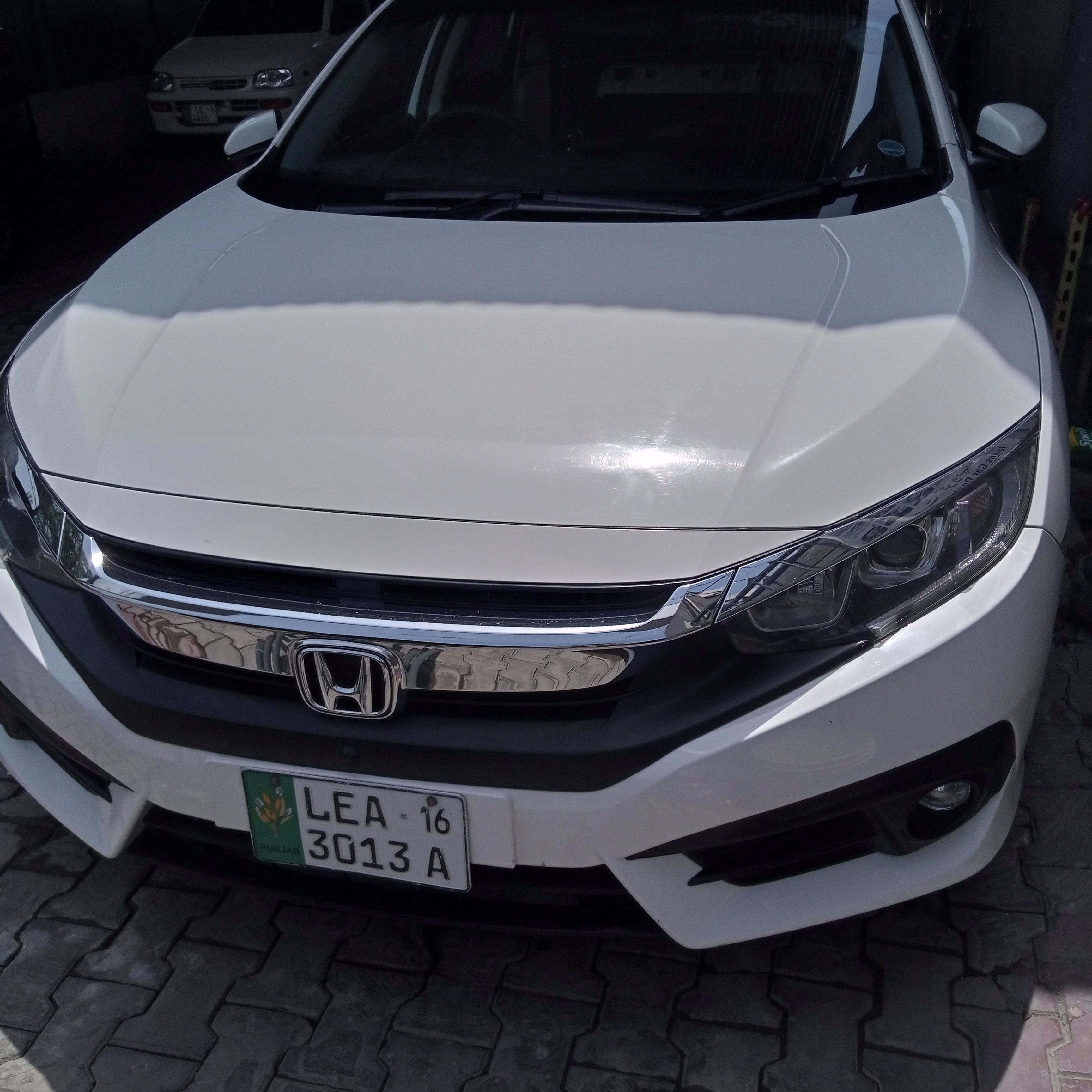 Honda Civic 1.8 i-VTEC Oriel 2016