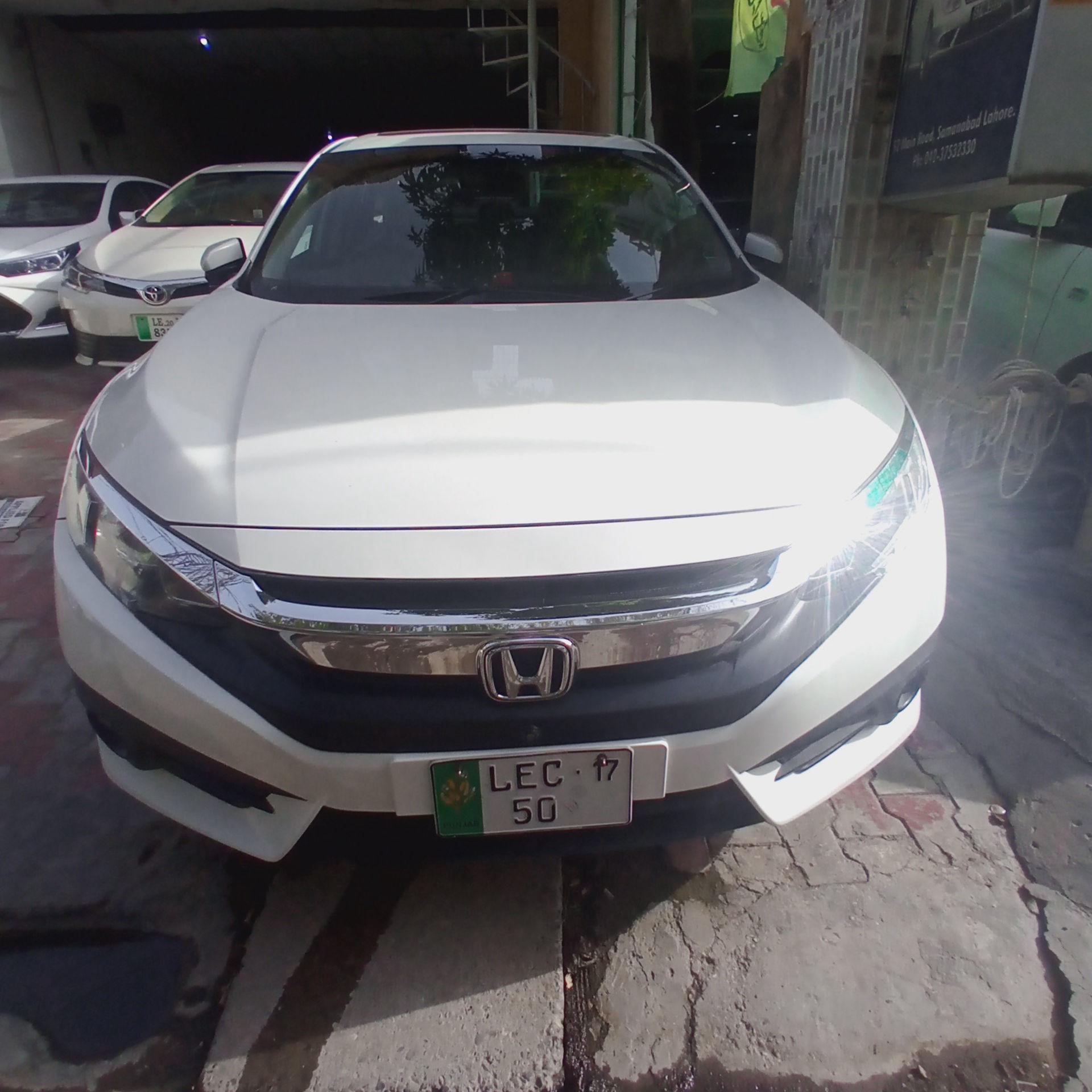 Honda Civic 1.8 i-VTEC Oriel 2017