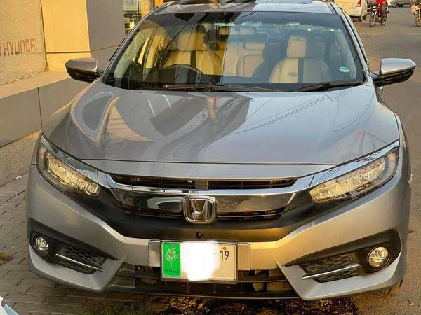 Honda Civic 1.8 i-VTEC Oriel 2019