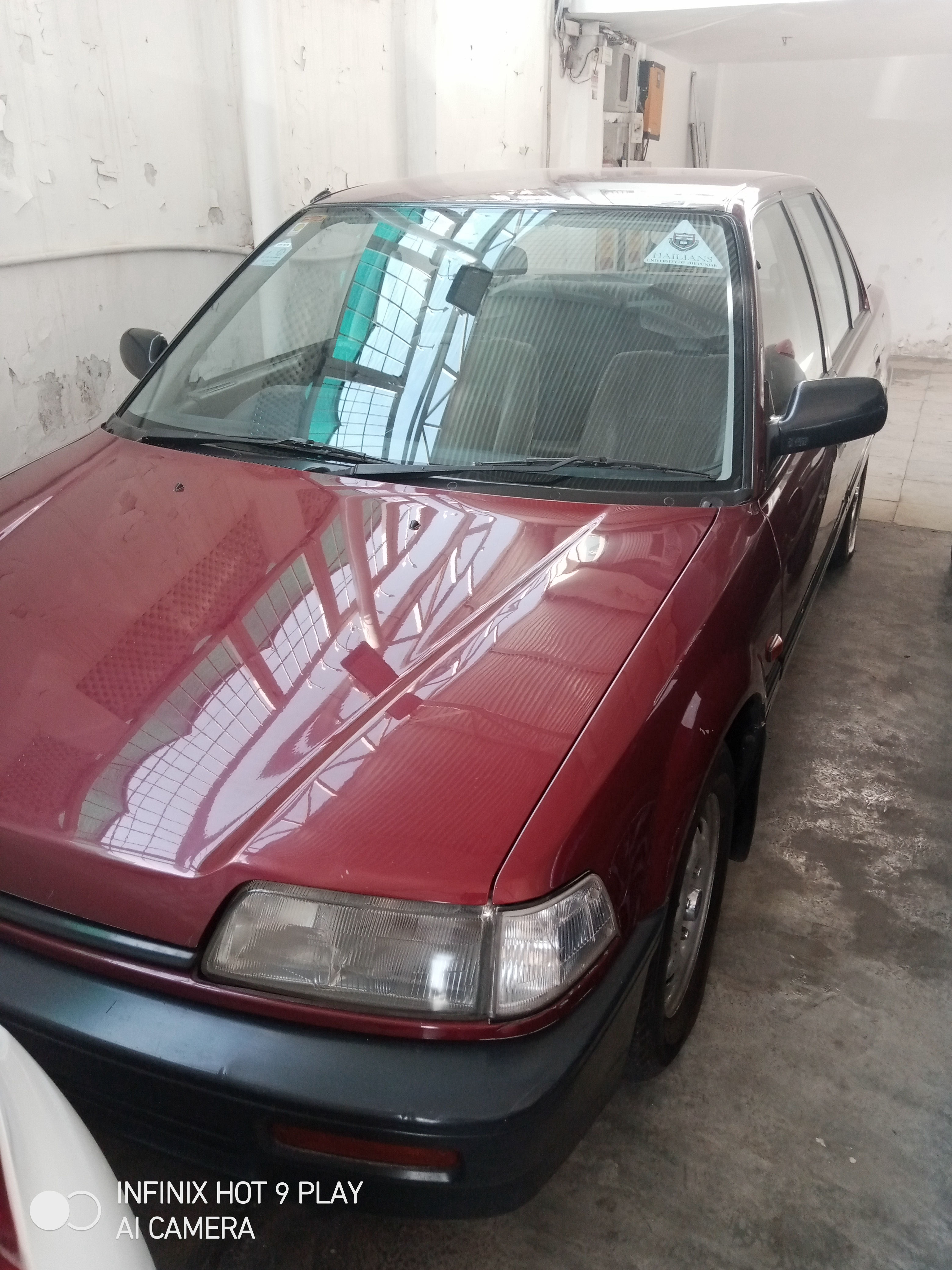 Honda Civic EX 1988