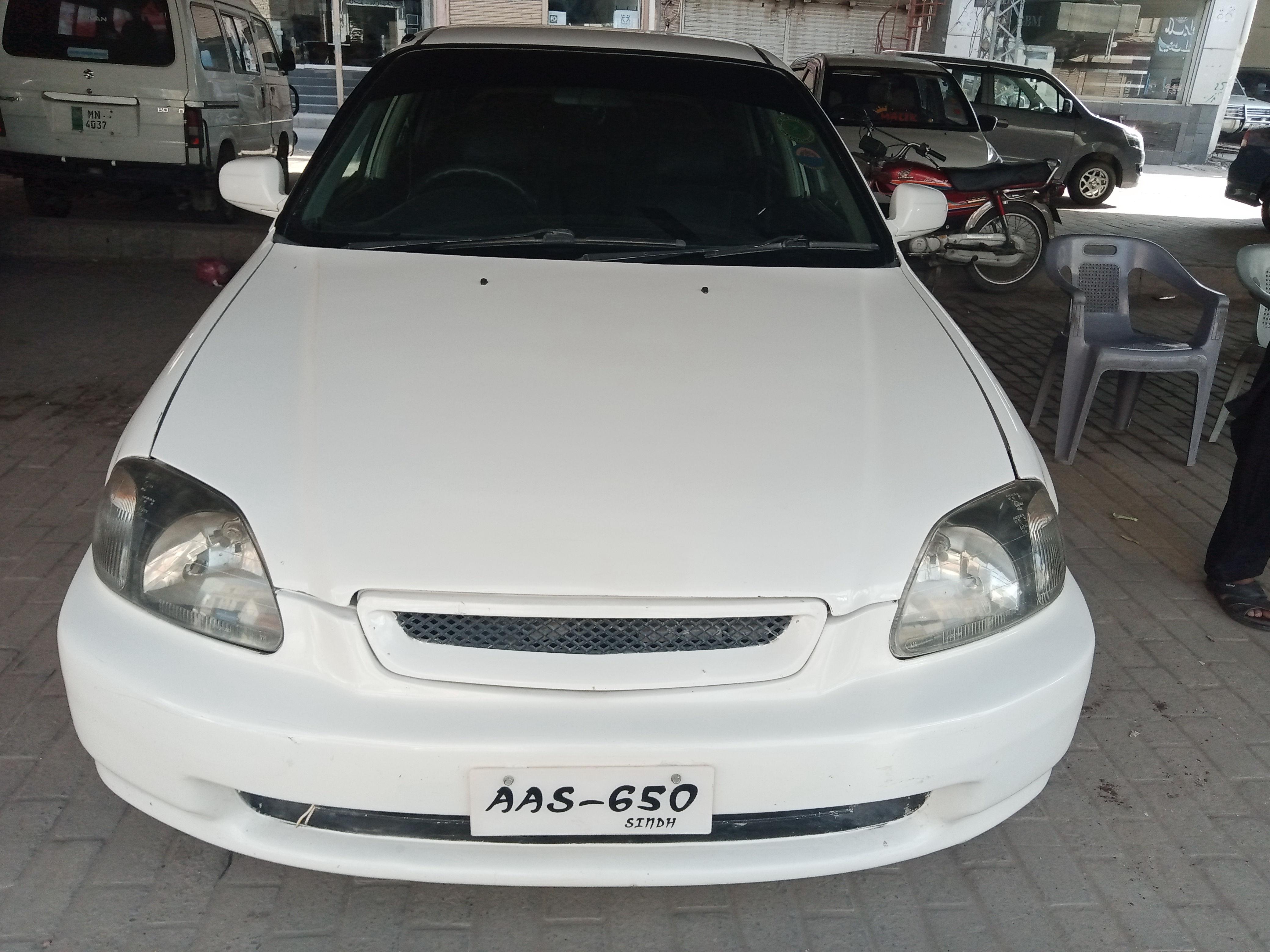 Honda Civic EX 1997