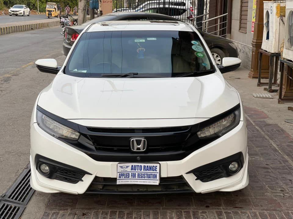 Honda Civic Turbo 1.5 VTEC 2016