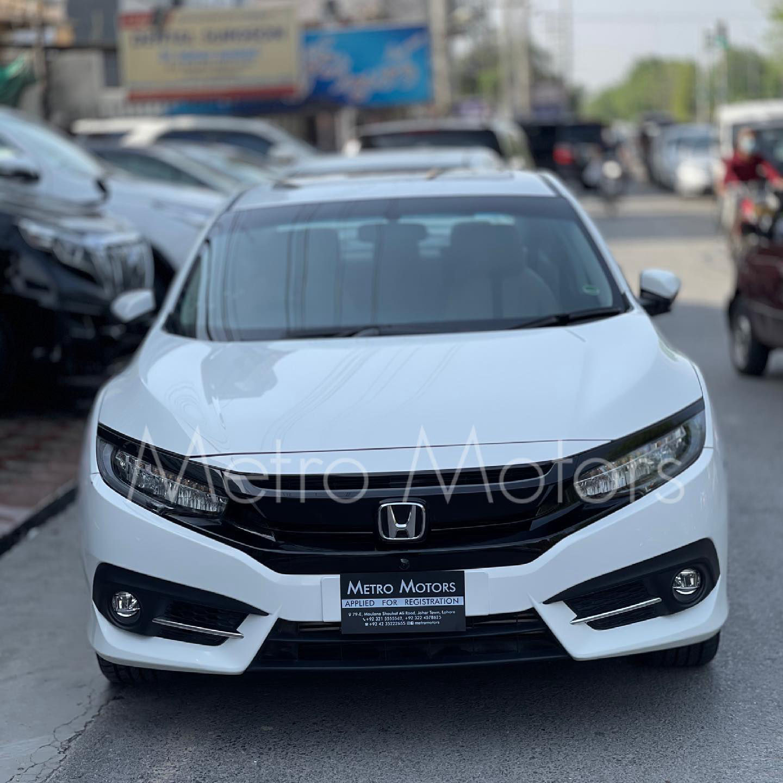 Honda Civic Turbo 1.5 VTEC 2020