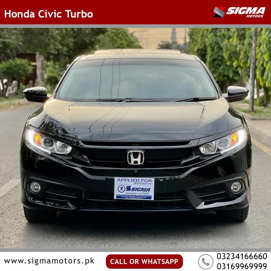 Honda Civic Turbo RS 2017