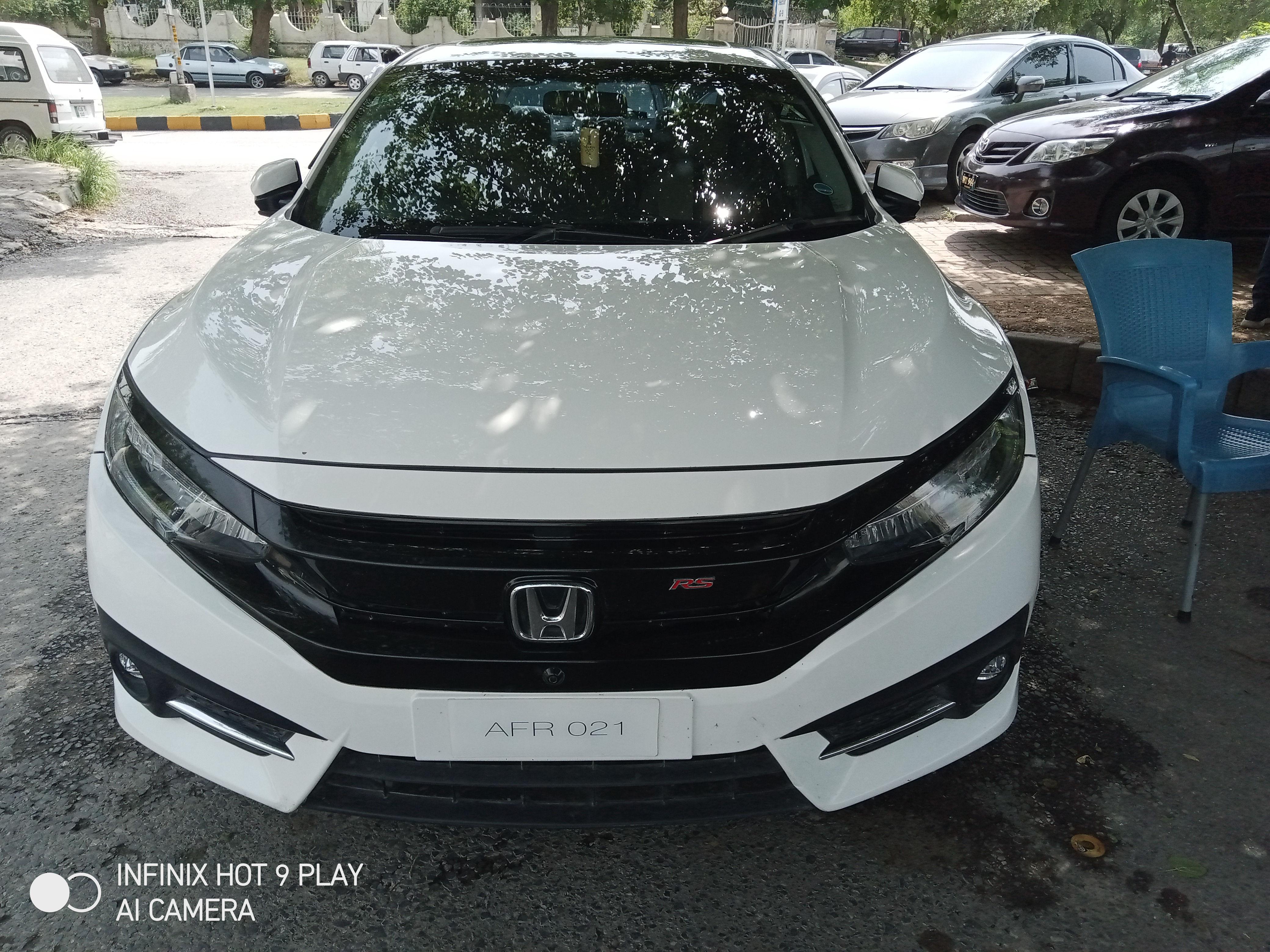 Honda Civic Turbo RS 2020