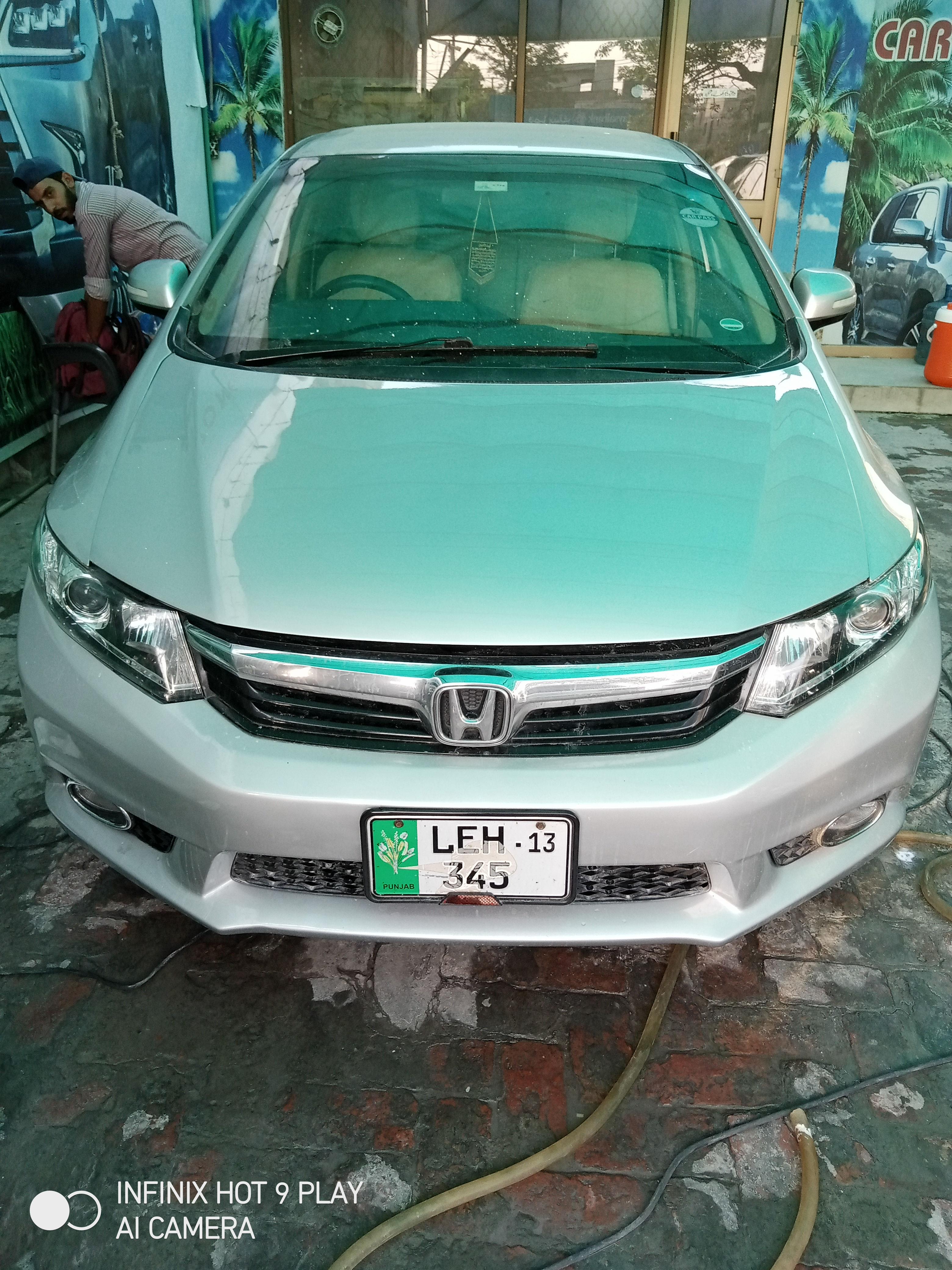 Honda Civic VTi 1.8 i-VTEC 2012
