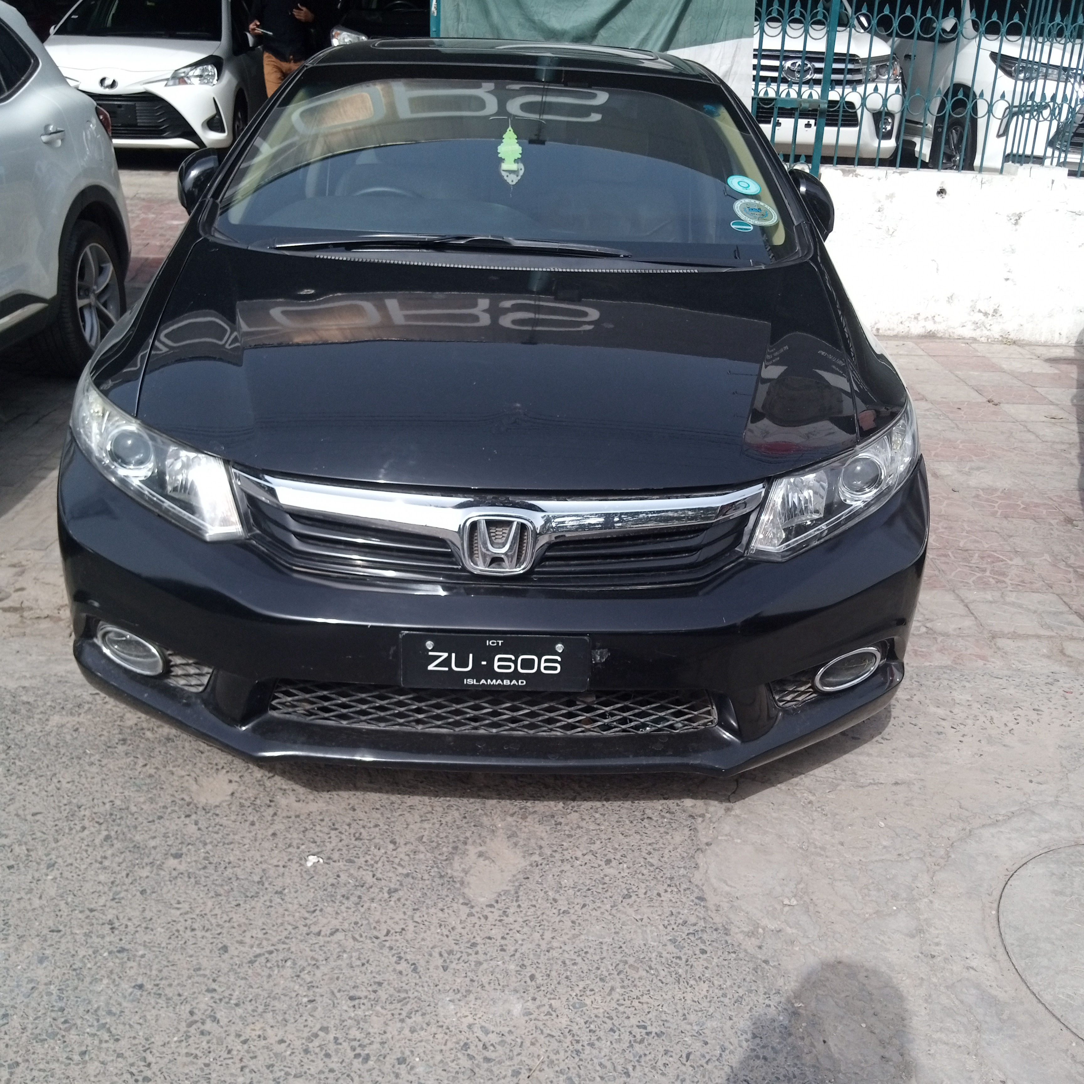 Honda Civic VTi 1.8 Oriel Prosmatec UG 2013