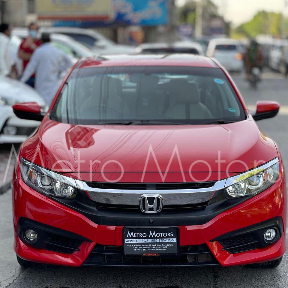 Honda Civic VTi 1.8 Oriel Prosmatec UG