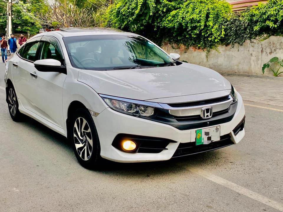 Honda Civic VTi 1.8 Oriel Prosmatec UG 2019