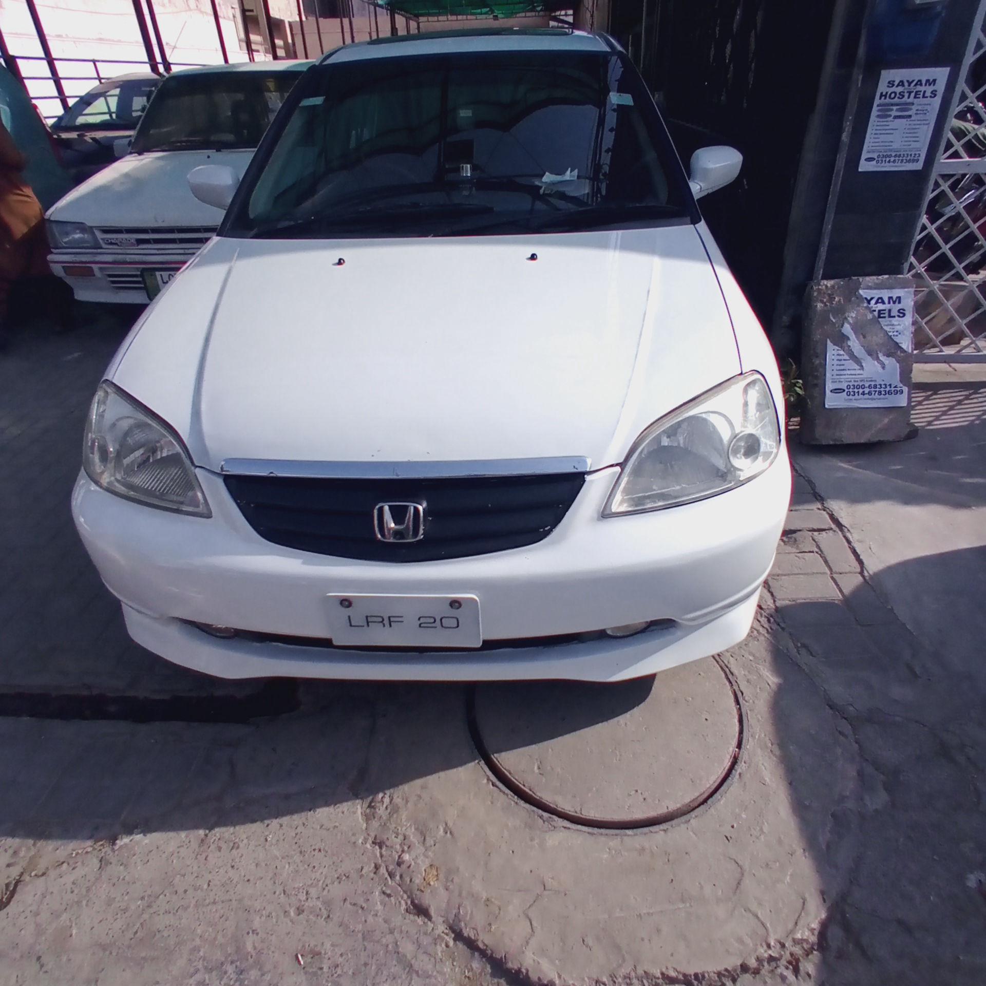 Honda Civic VTi Automatic 1.6 2002
