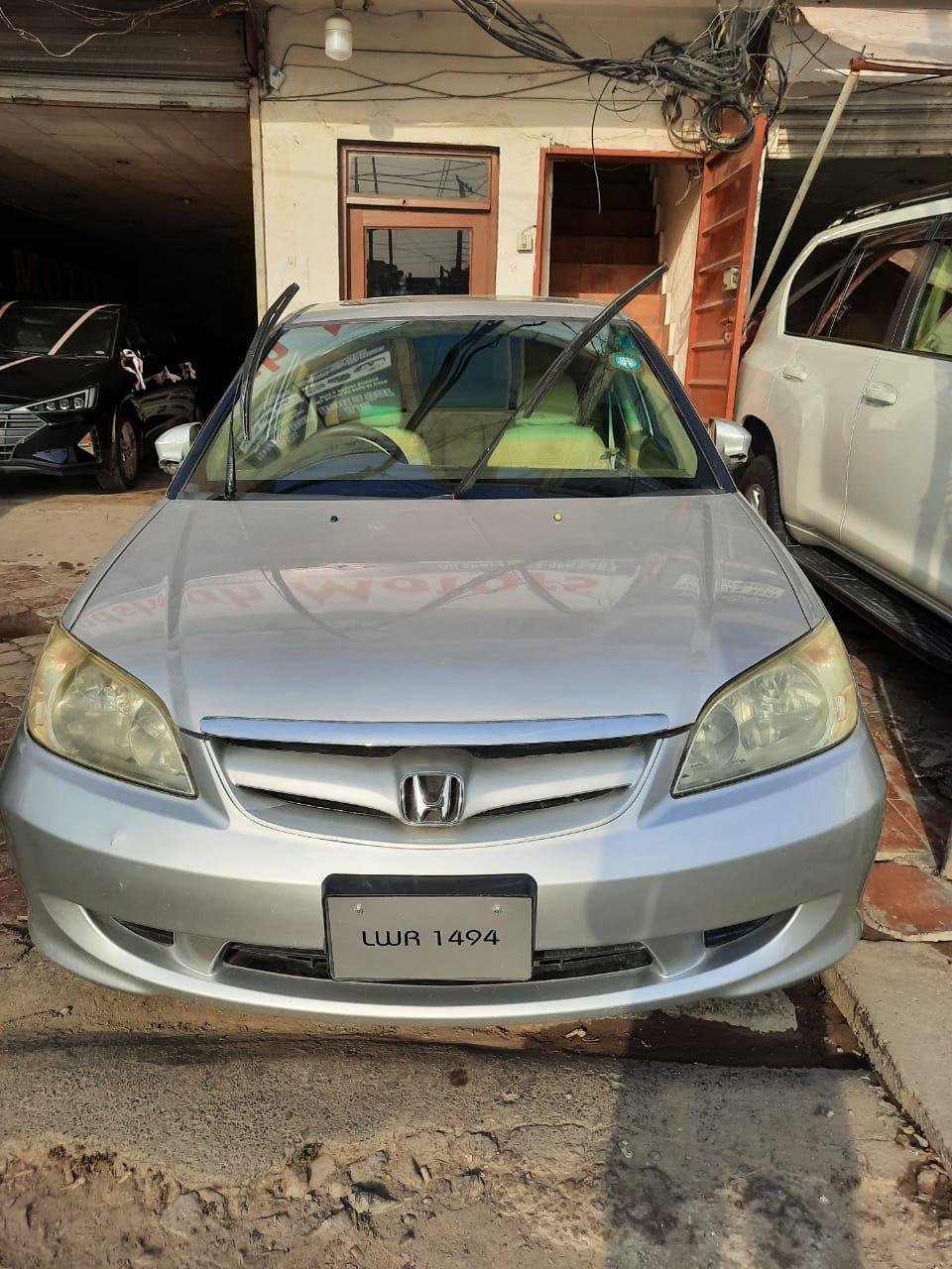 Honda Civic VTi Oriel 1.6