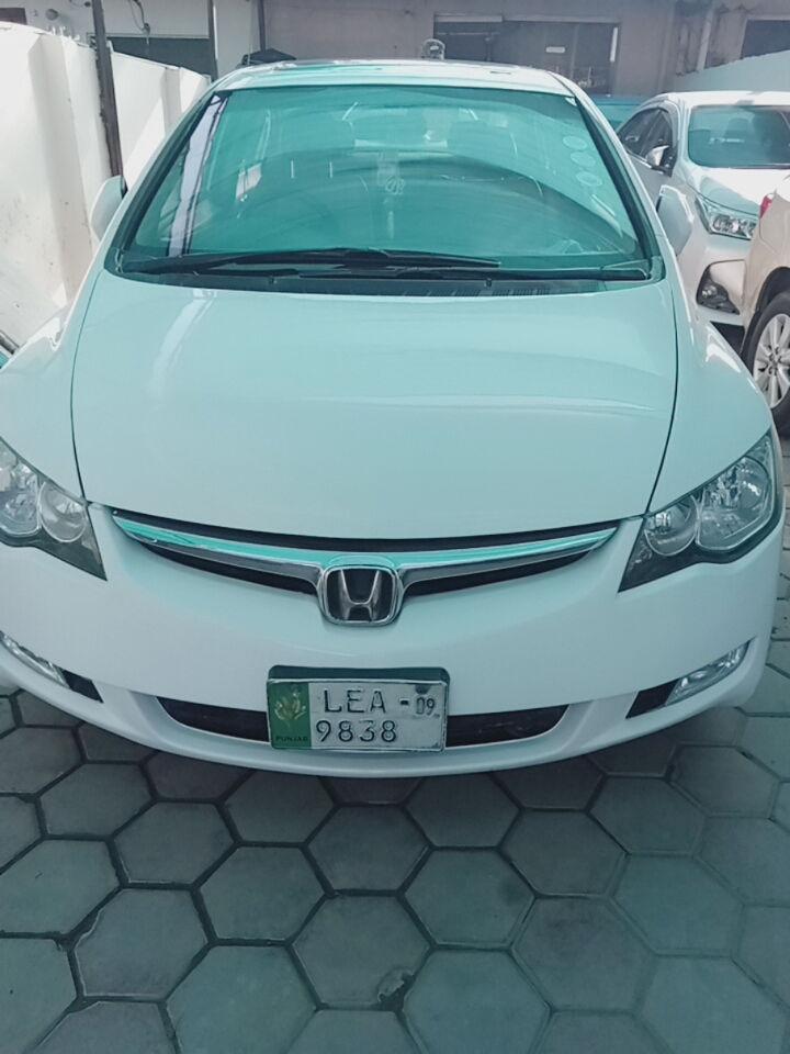 Honda Civic VTi Oriel Prosmatec 1.8 2009