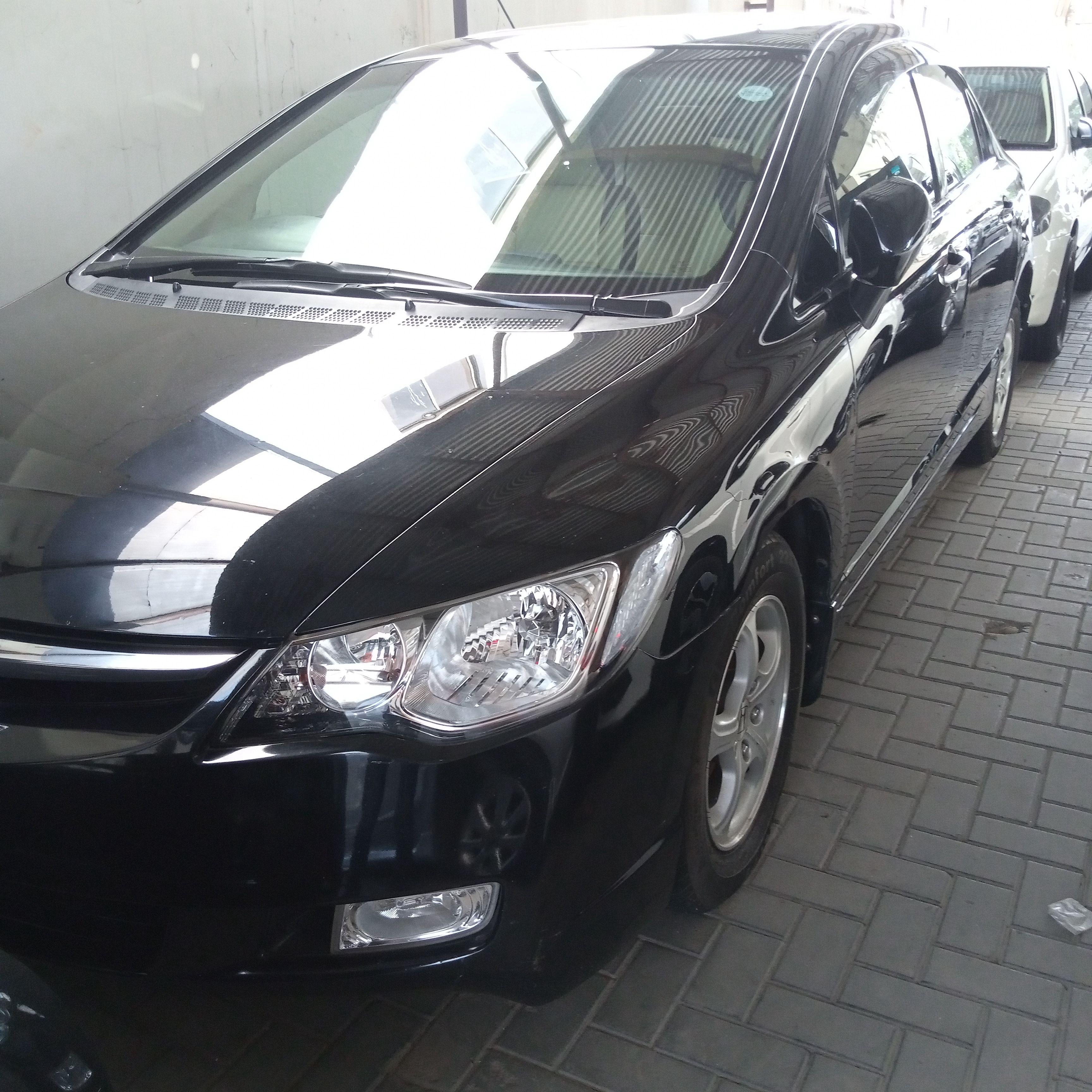 Honda Civic VTi Oriel Prosmatec 1.8 2012