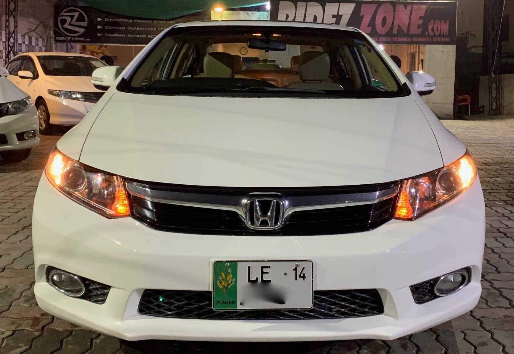 Honda Civic VTi Oriel Prosmatec 1.8 2013