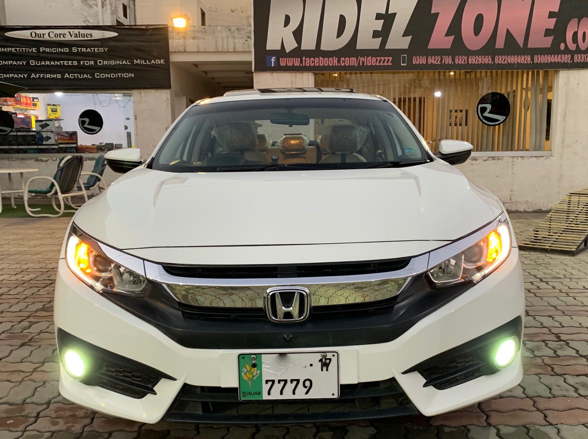 Honda Civic VTi Oriel Prosmatec 1.8